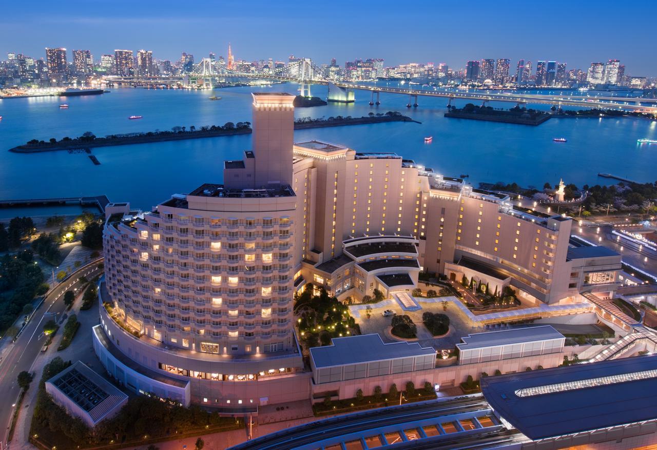odaiba hotels