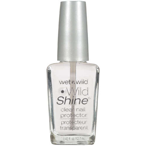 Wild Shine Clear Nail Protector