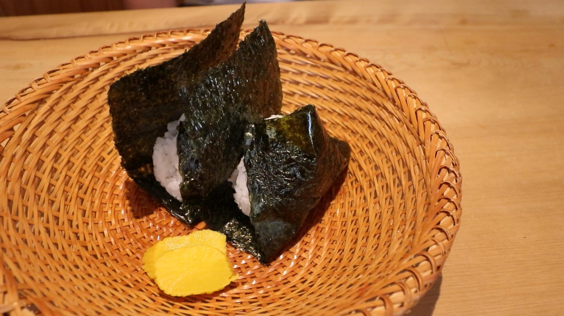 street food asakusa onigiri