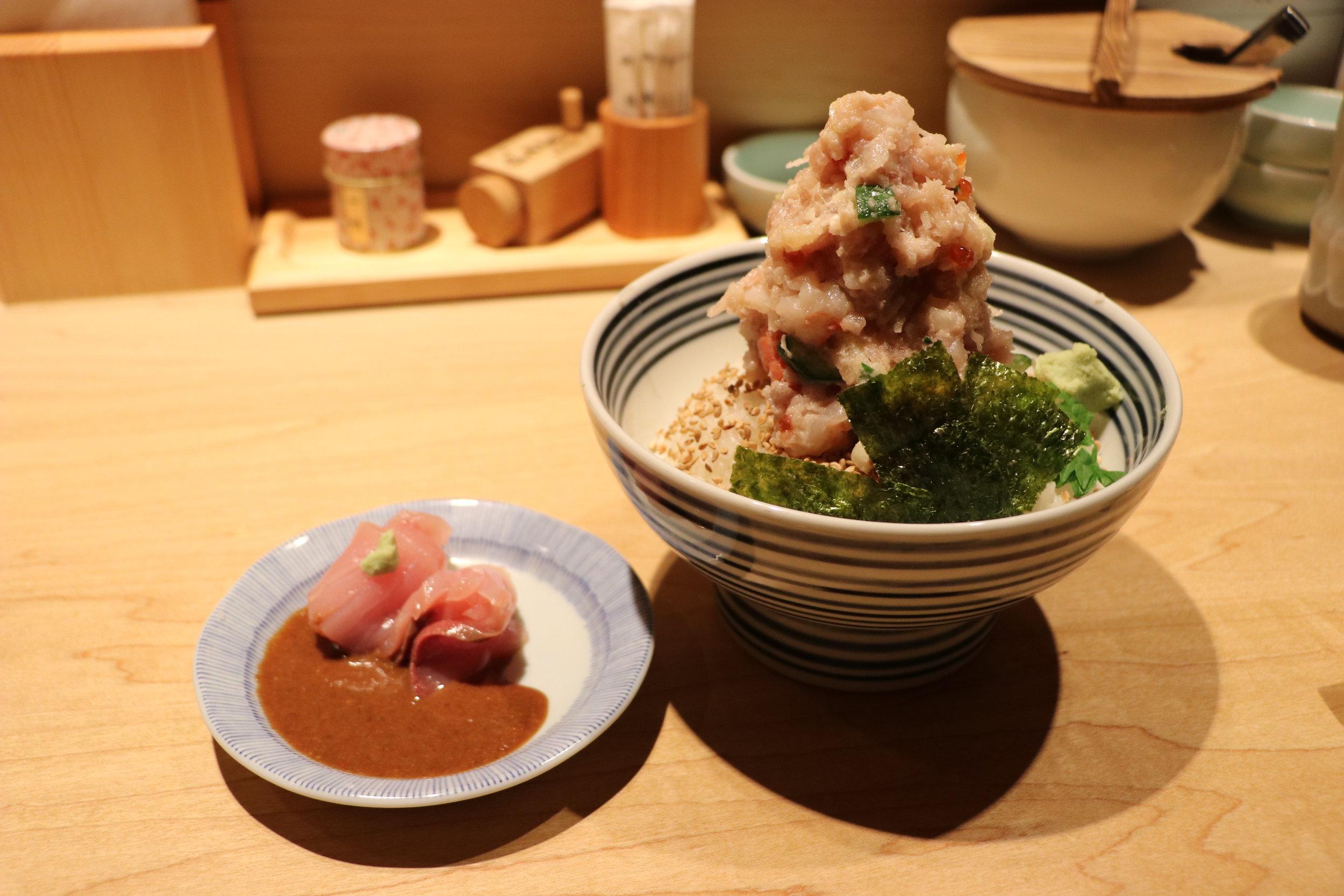 tokyo street food kaisendon