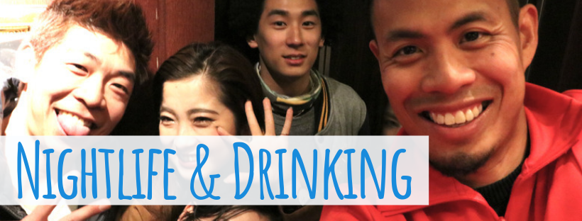 nightlife and drinking