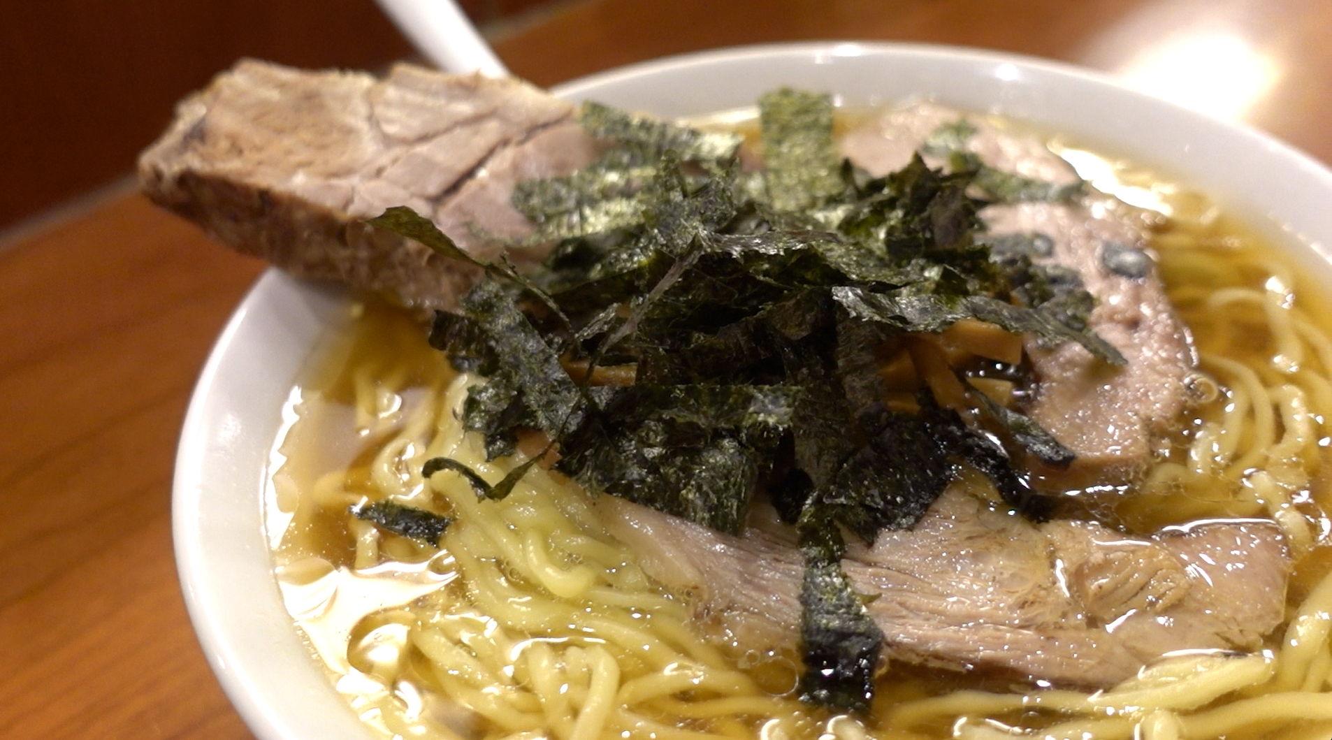 Chashu Ramen ¥1550