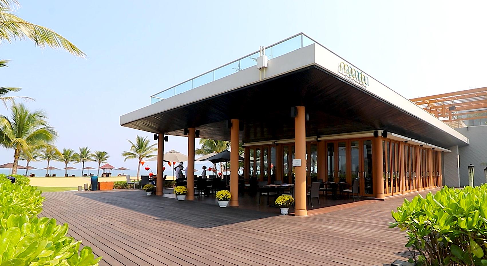 ベトナム料理 ホテル