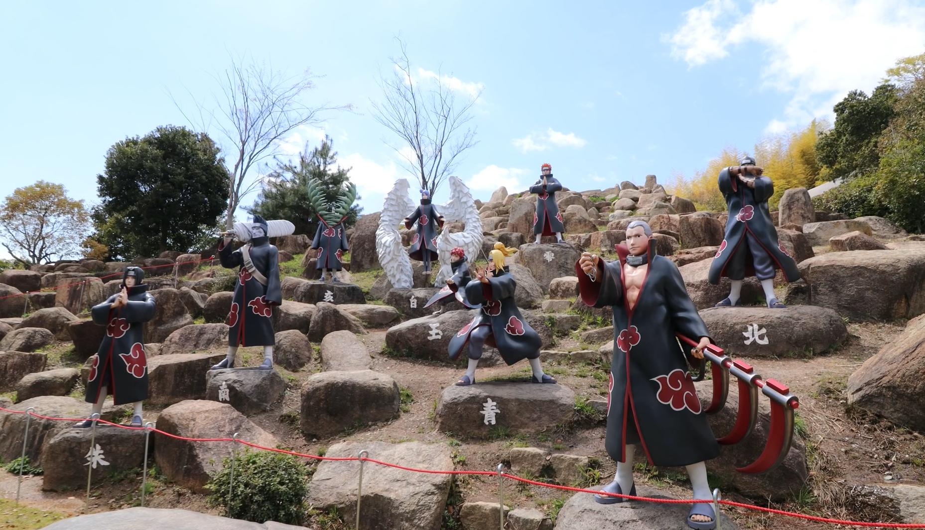 Akatsuki Figures