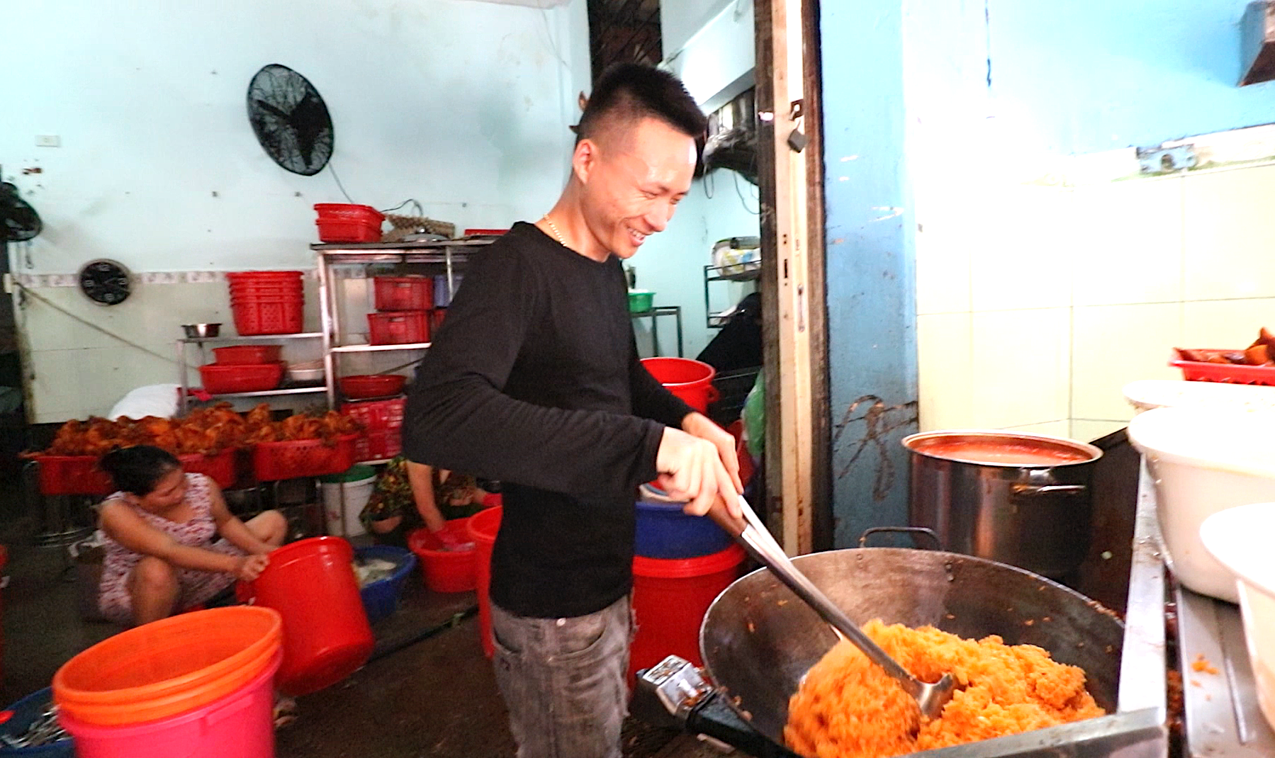 ベトナム料理 コムガー