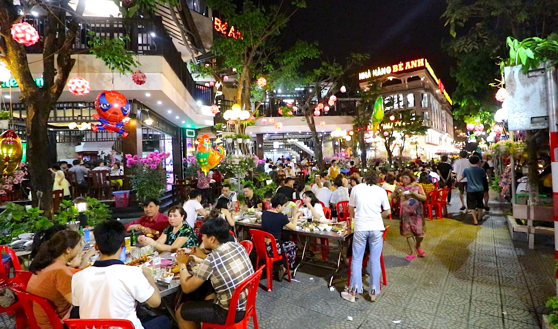 ベトナム料理 海鮮料理