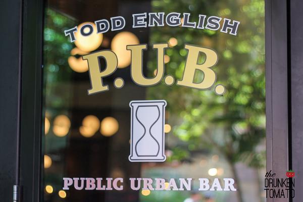 Todd English PUB, Las Vegas, NV