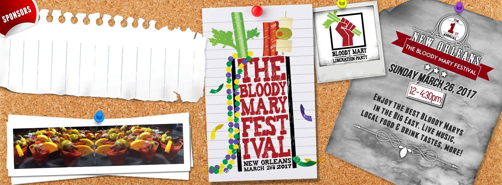 The Bloody Mary Fest - New Orleans