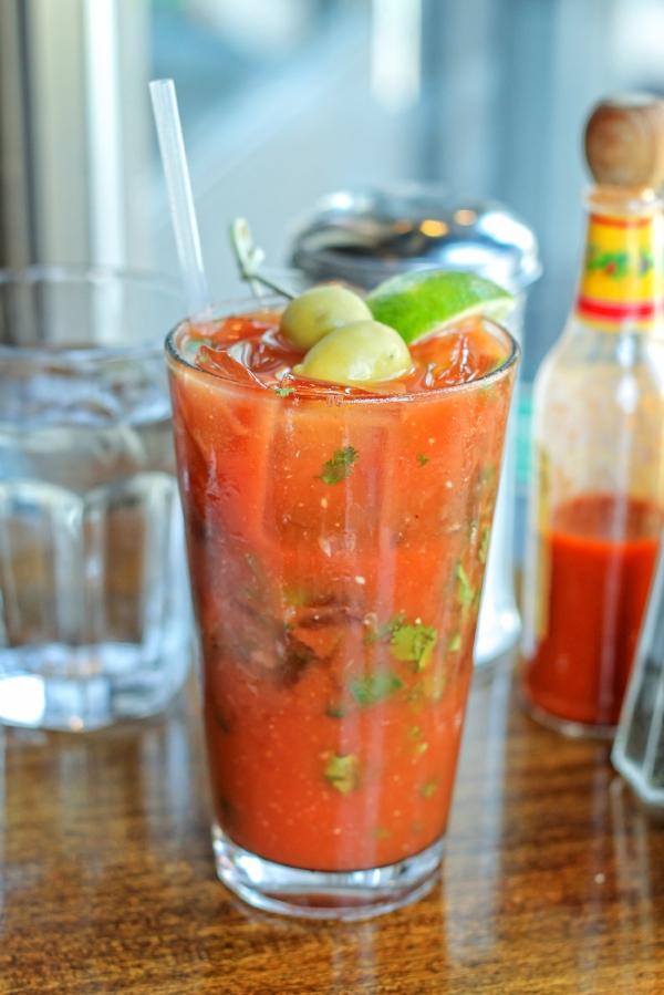 Coastal Kitchen Seattle Bloody Mary