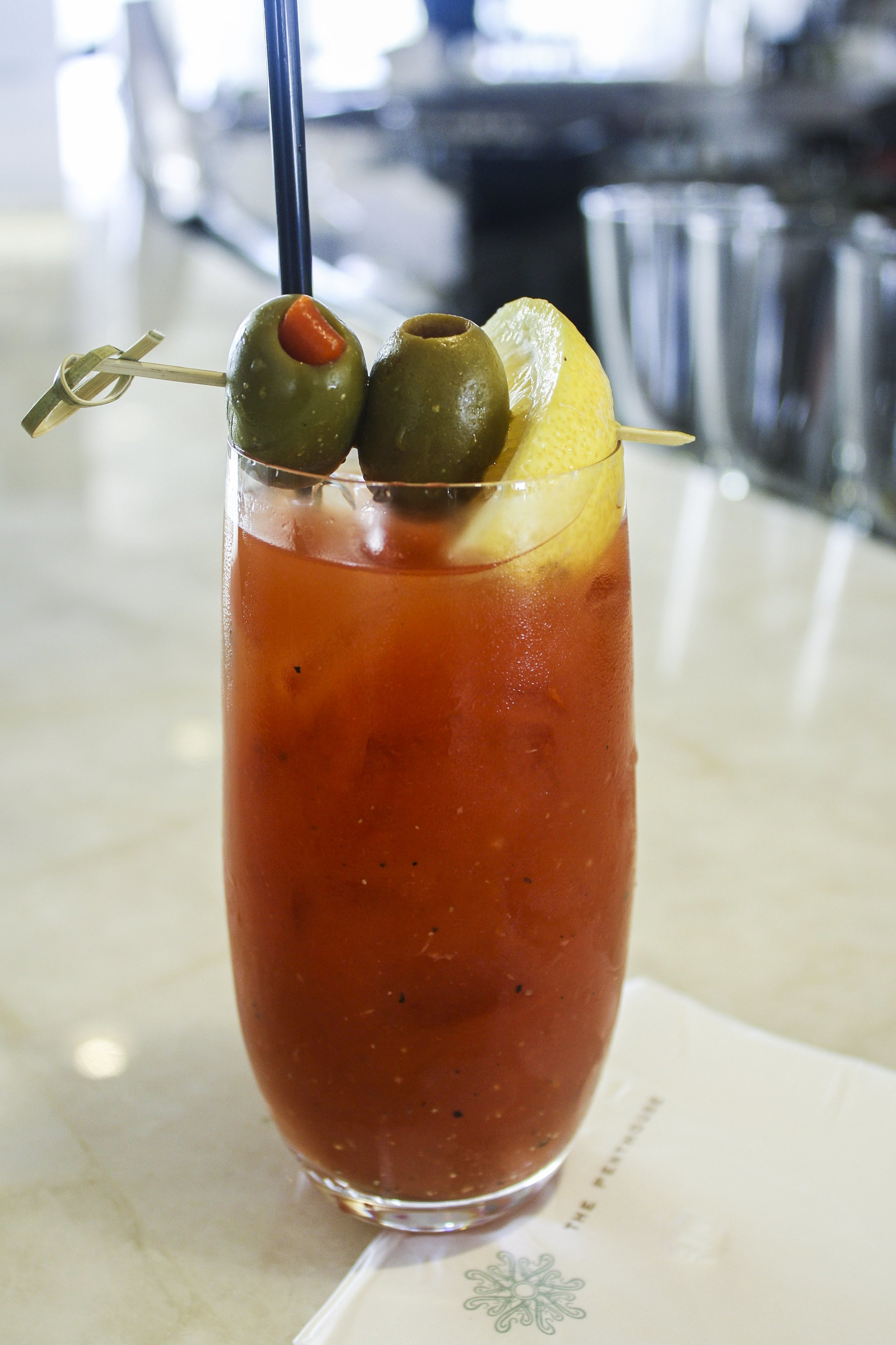 The Penthouse Bloody Mary