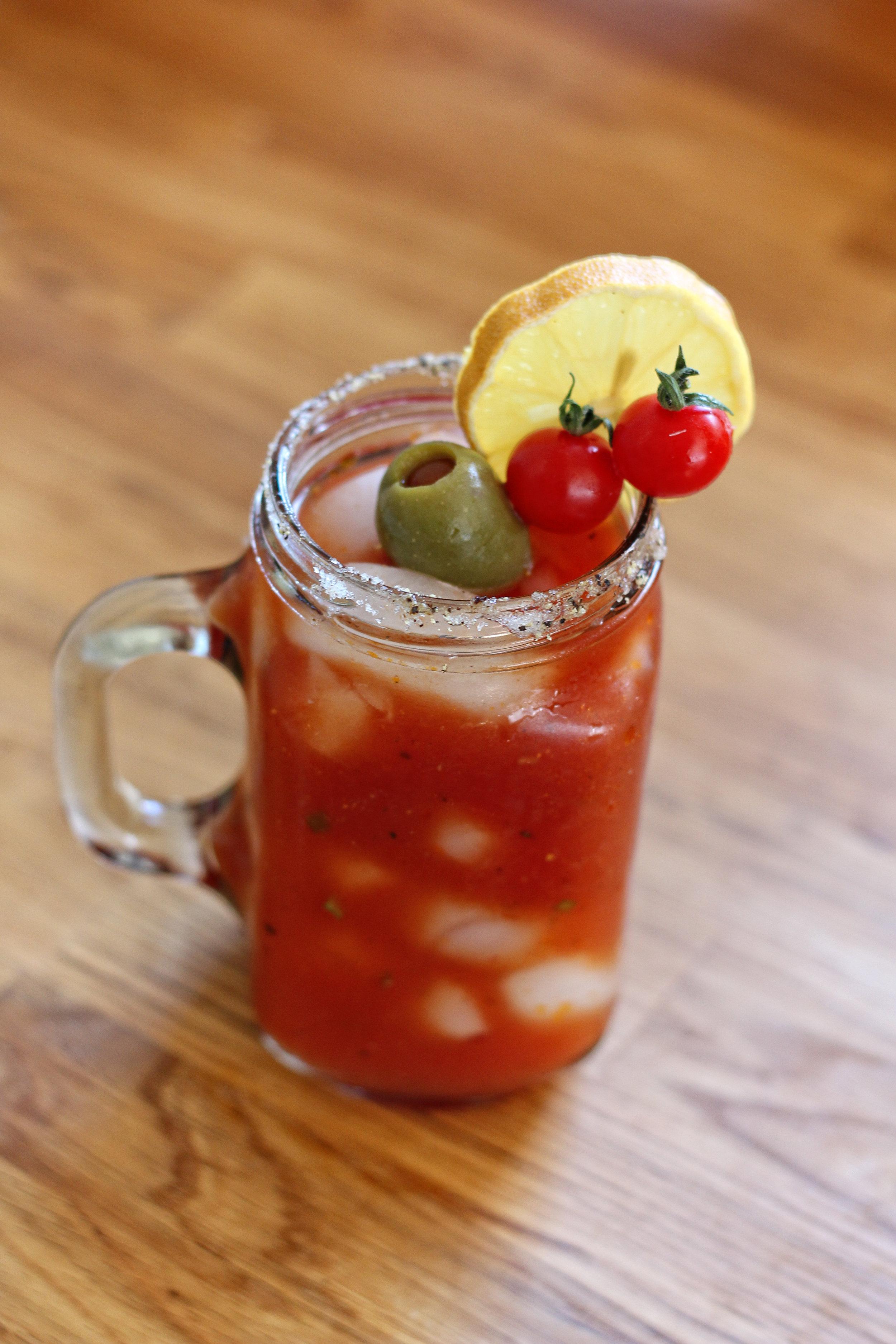 The Hot Italian Bloody Mary Recipe