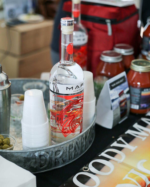 Official Sponsor Marz Vodka