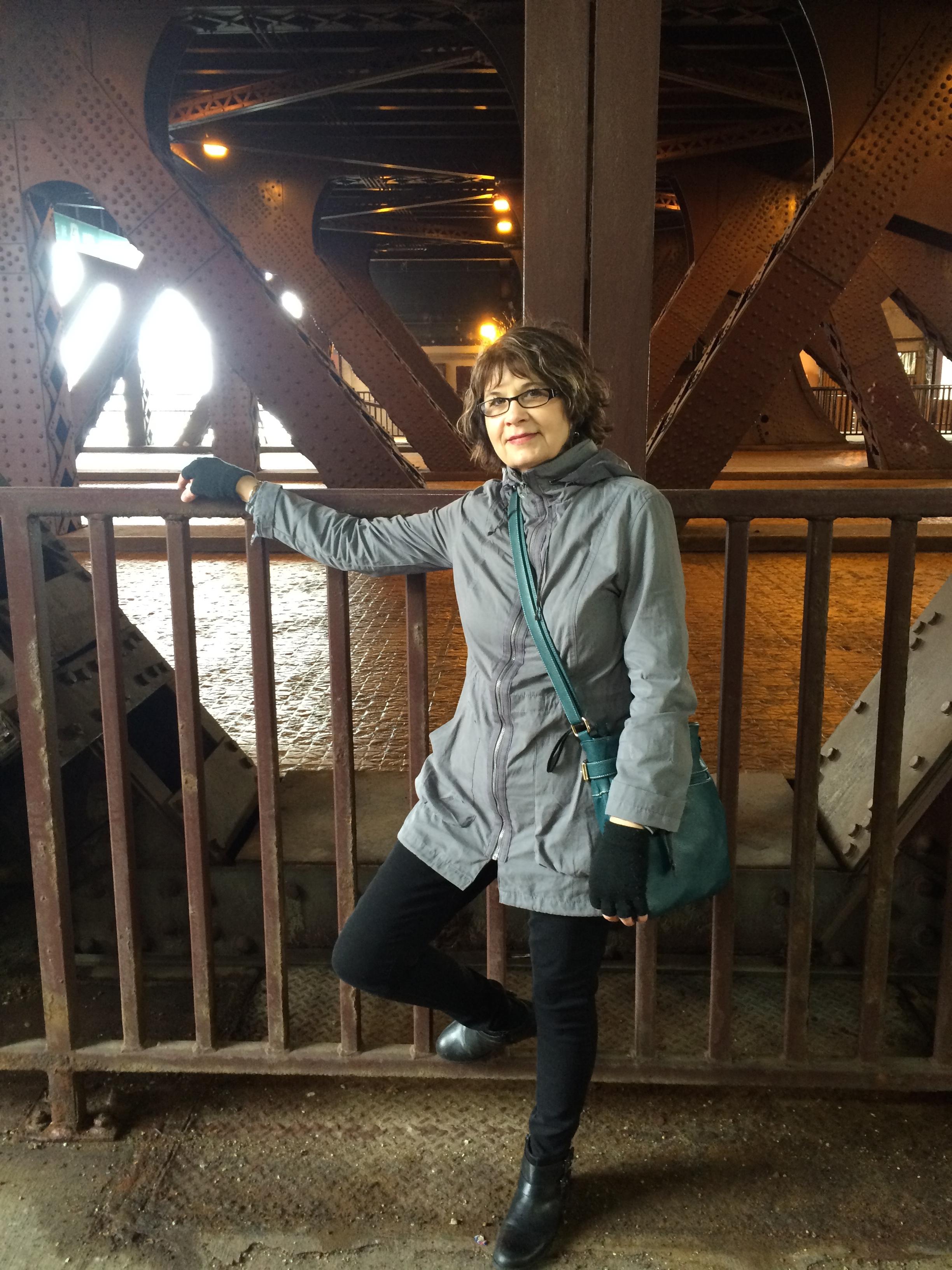 Susan Fiebig - Author, The Bloody Trailwww.thebloodytrail.com