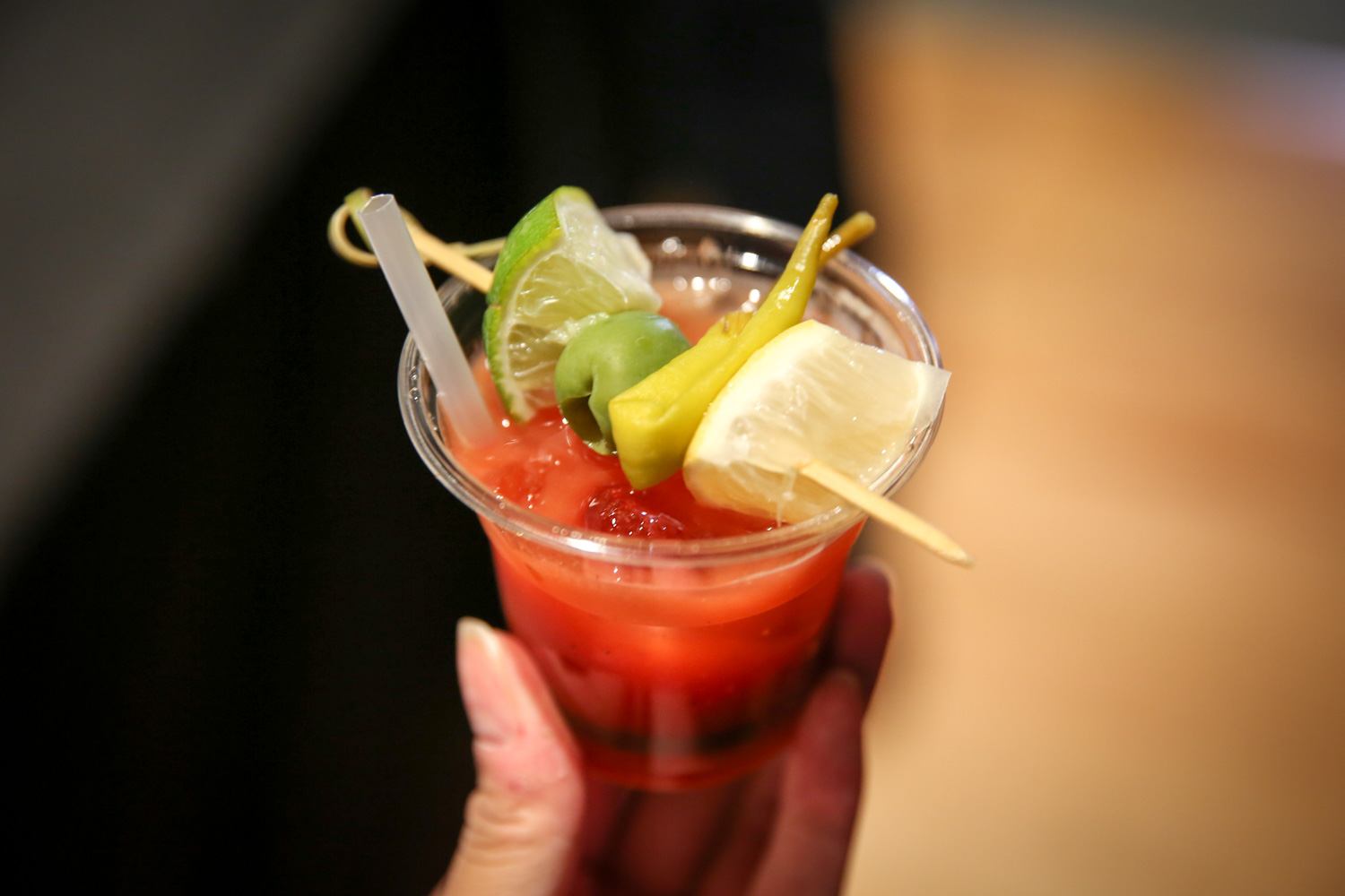 Cliff House San Francisco Bloody Mary