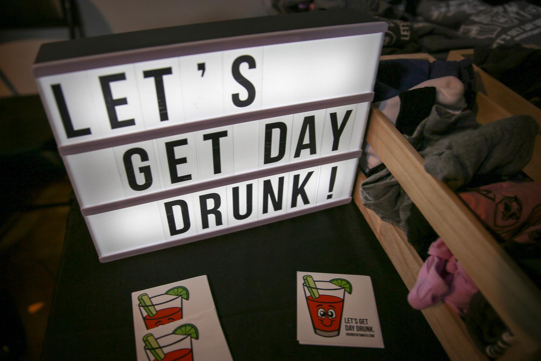 Let's Get Day Drunk!