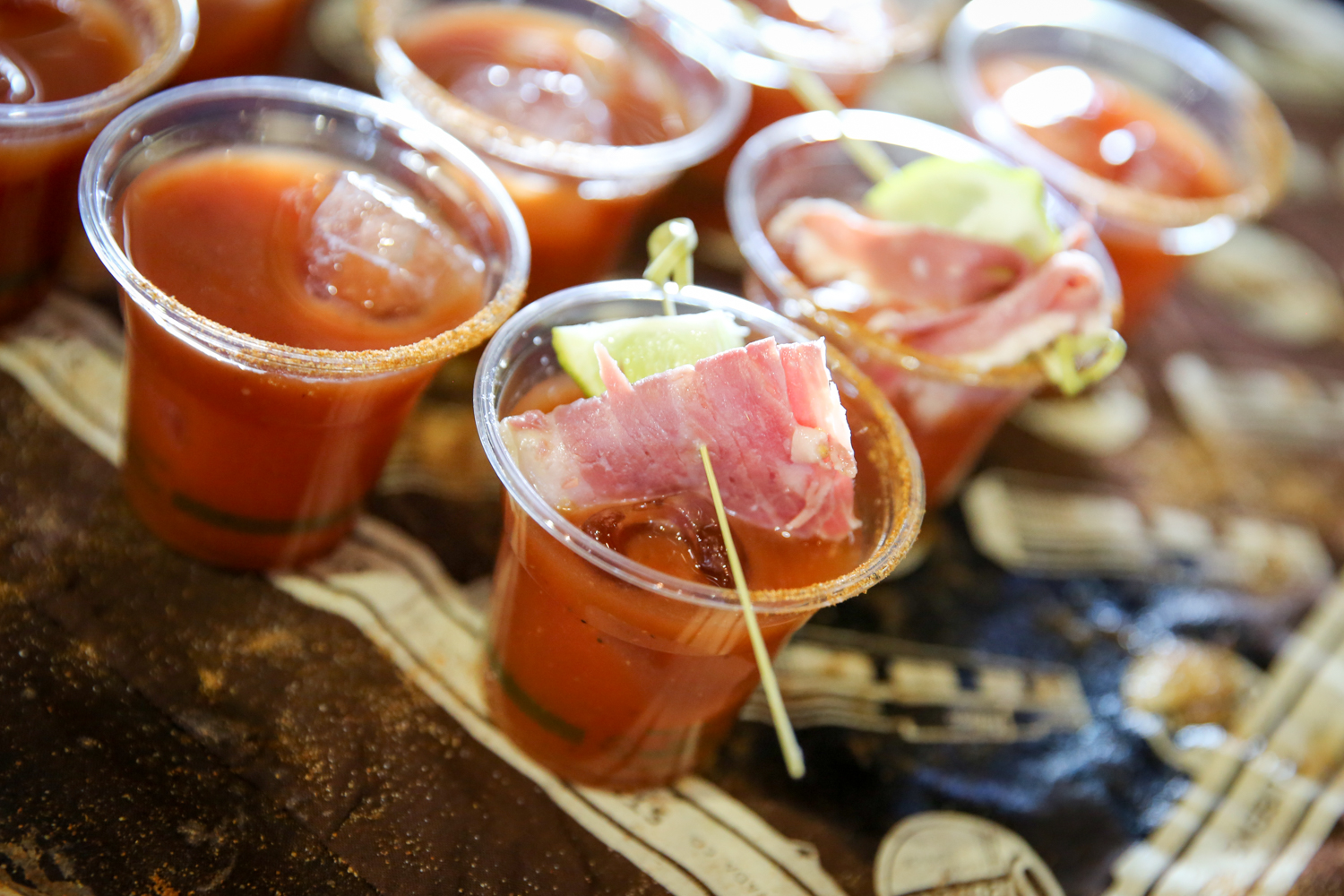 Steuben's Bloody Mary