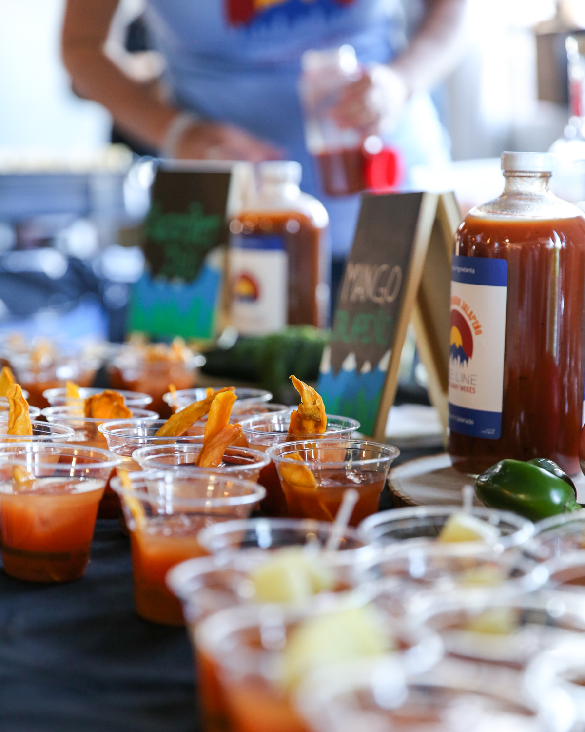 Tree Line Bloody Mary Mix