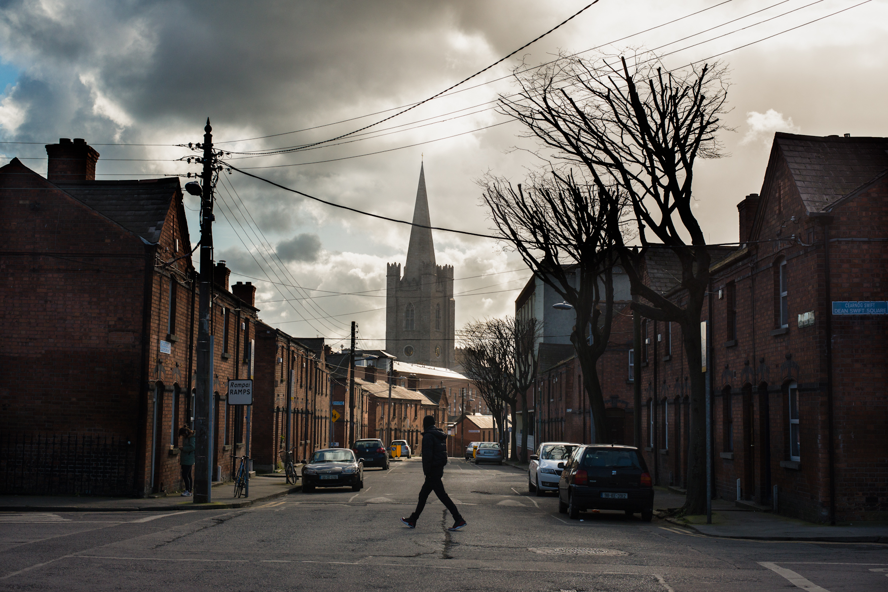 St Patrick's Cathedral and the Liberties. 2018