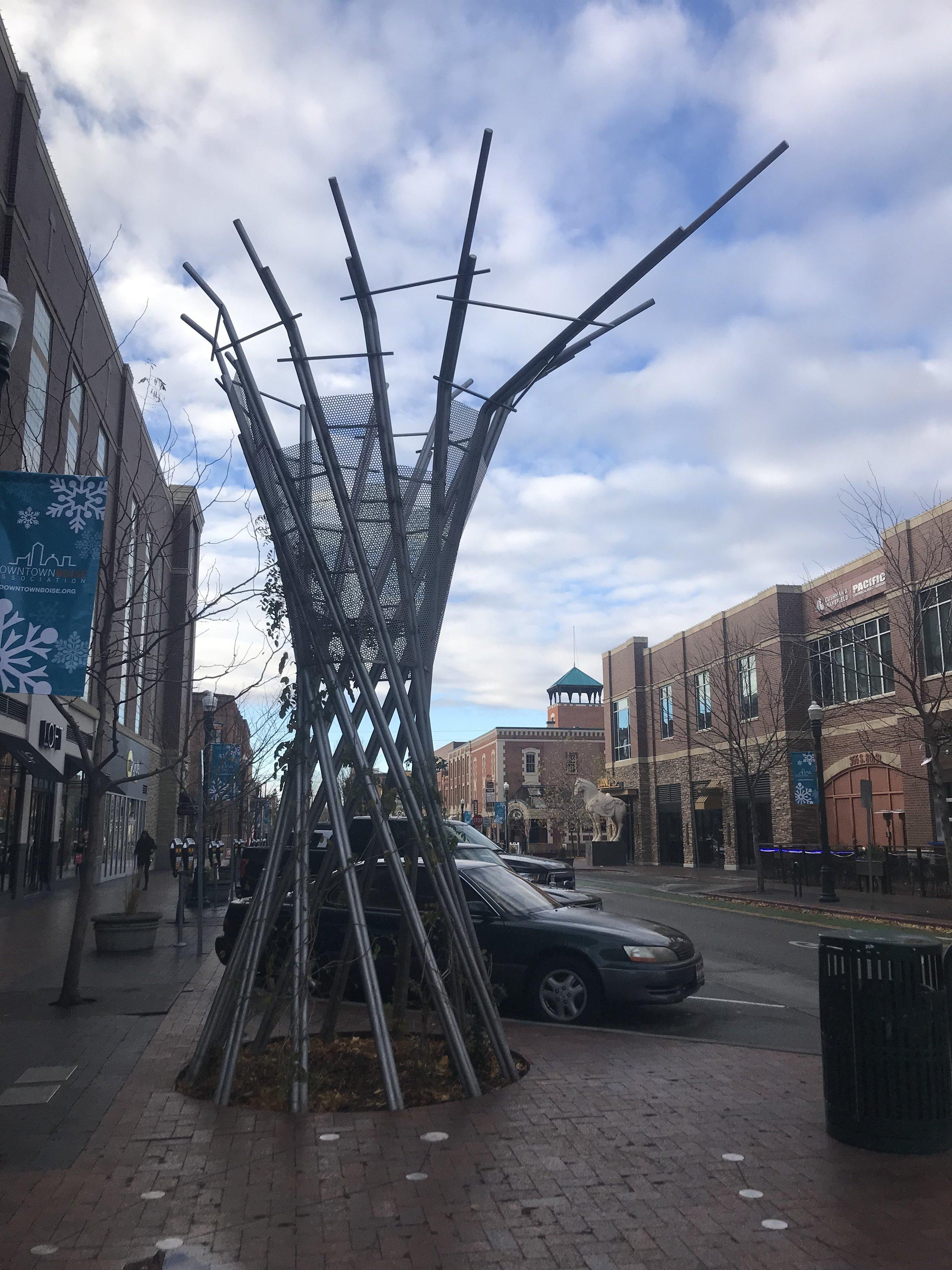 Downtown Boise Urban Exploration