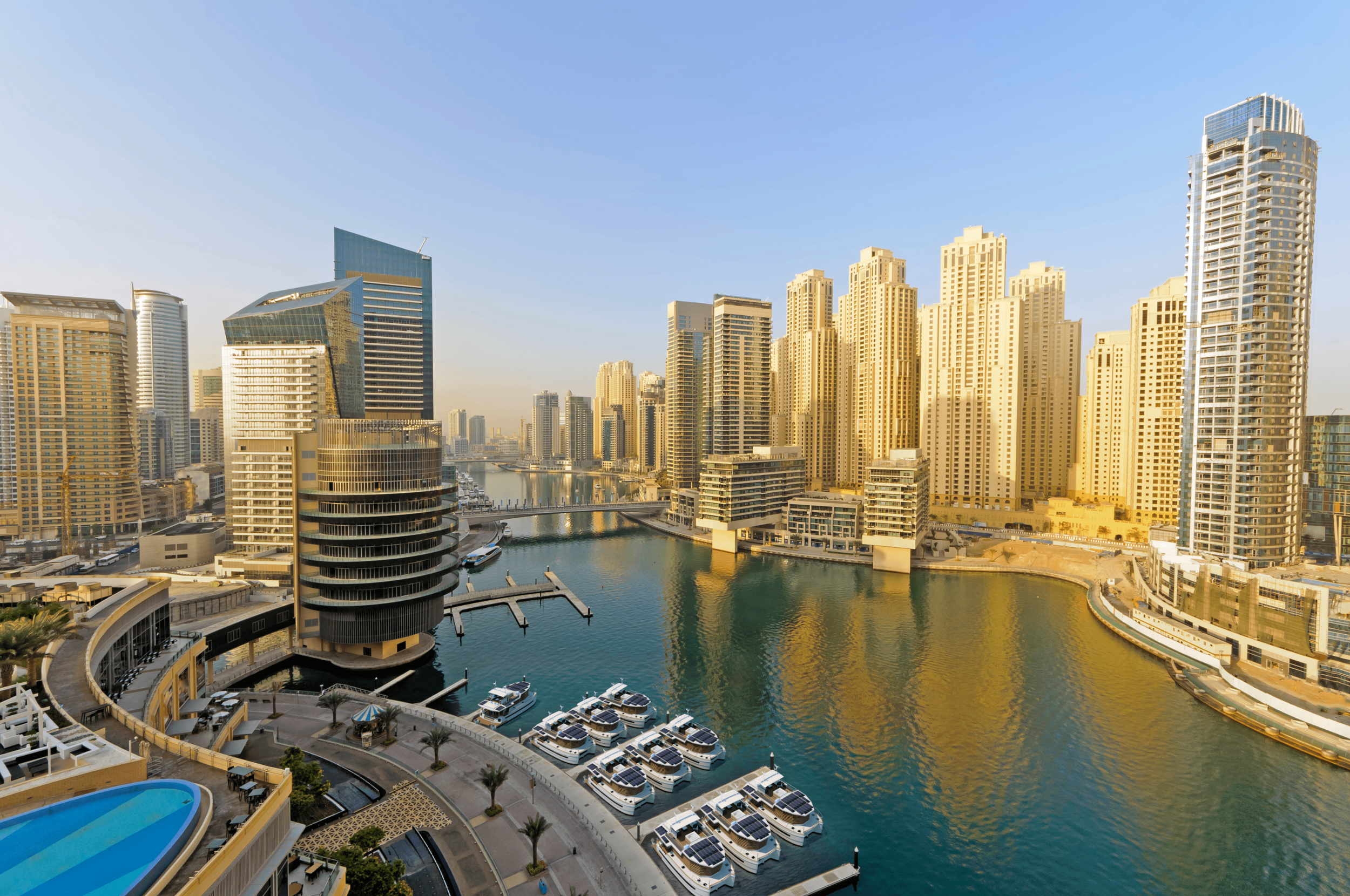 Open an hotel in the heart of the most prestigious marinas - Dubaï