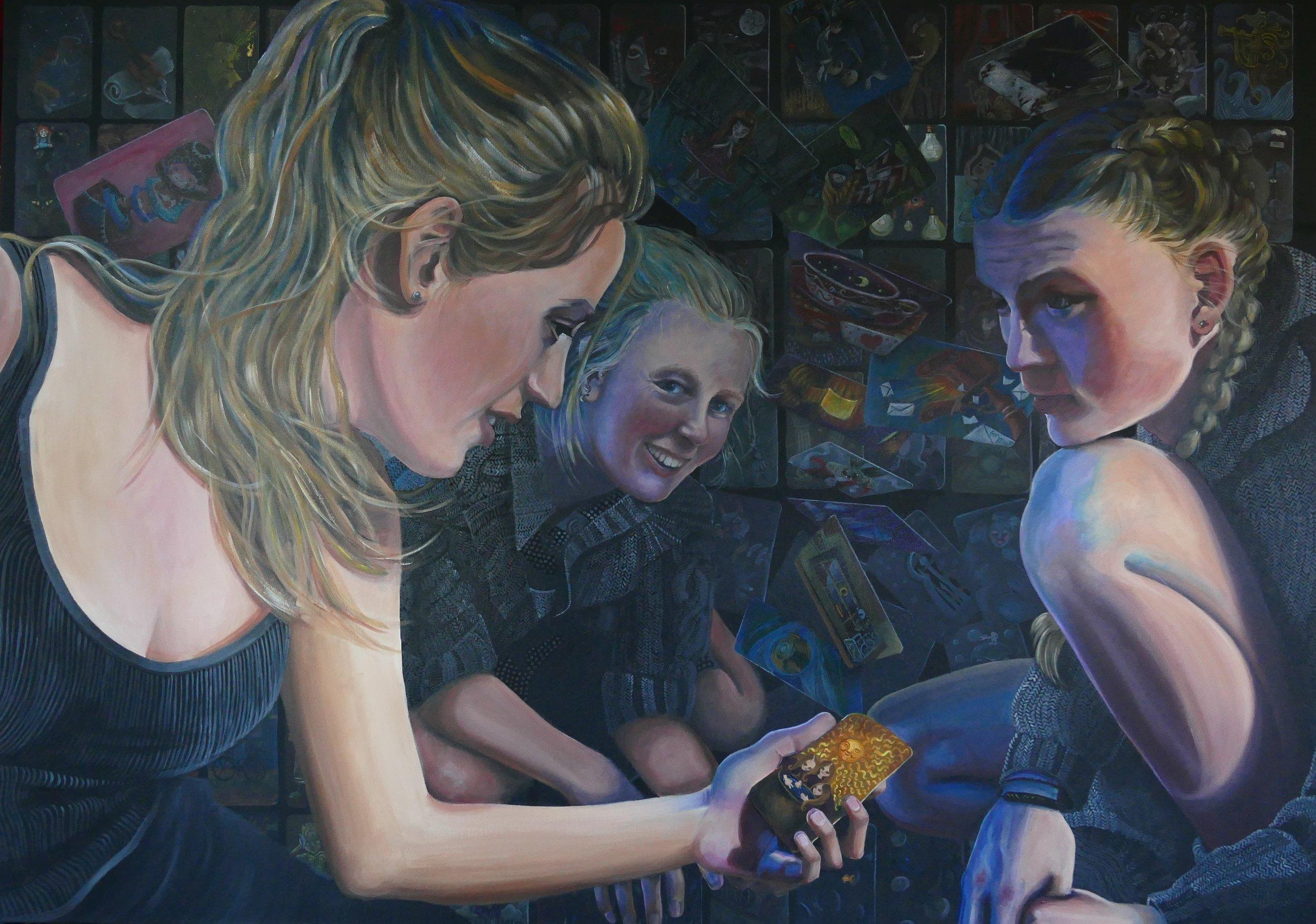 Rock Paper Sisters- meine drei wunderbaren Töchter!