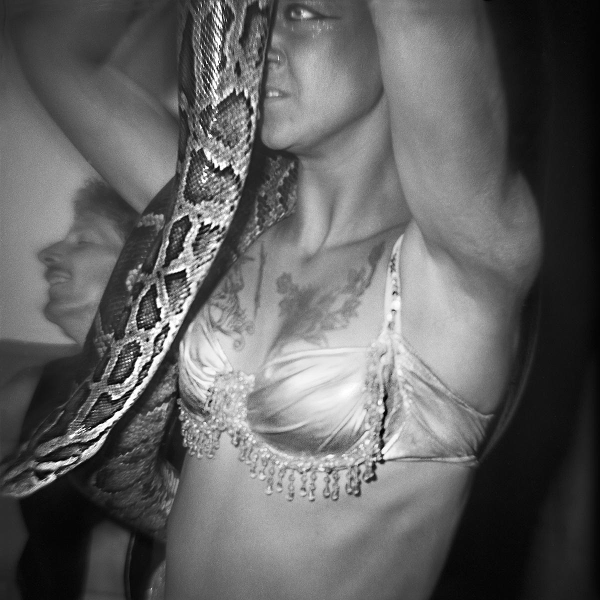 Leslie Hall Brown - Serpentina