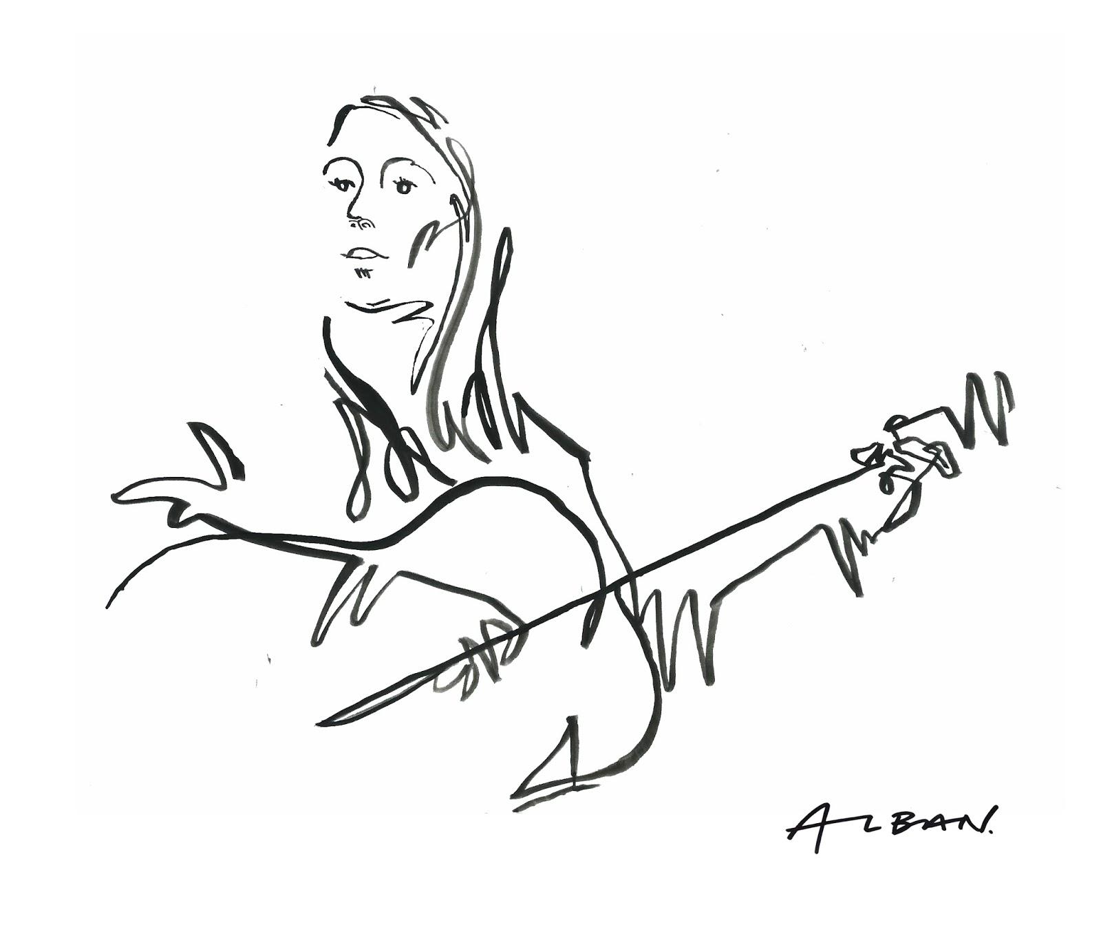 Fiona Fey - Vocals/Guitar/Clarinet