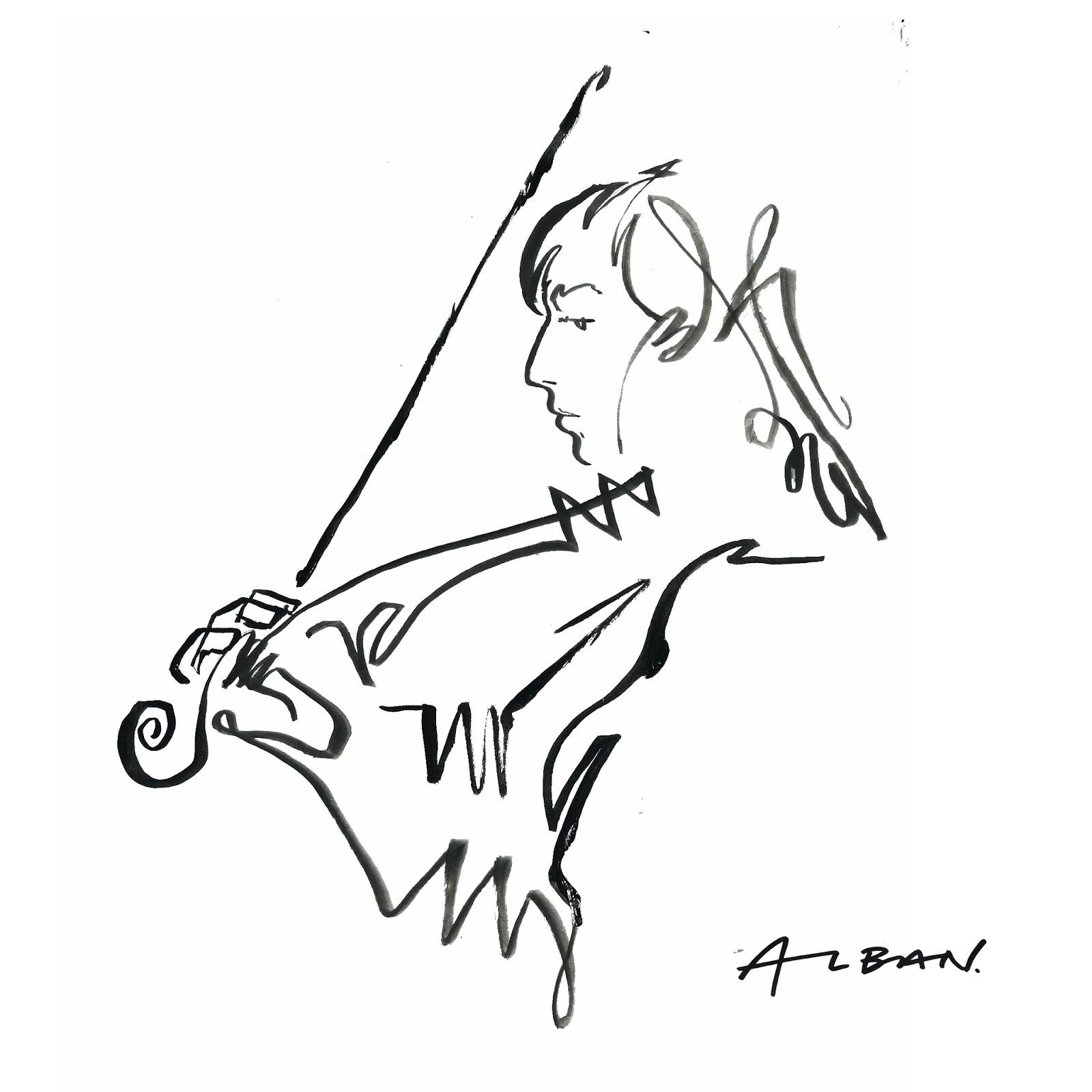 Anna Lowenstein - Fiddle