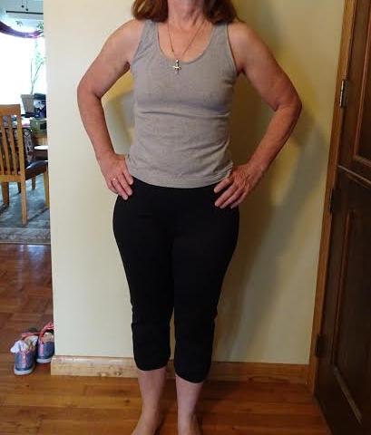Luann after the 6 week Jump Start