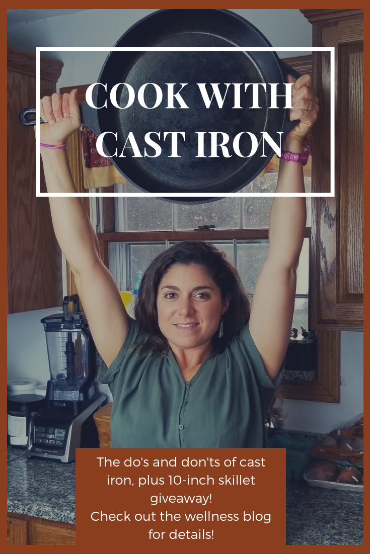 Cook With Cast Iron Kelly Bailey wellness kelly bailey fitness.png