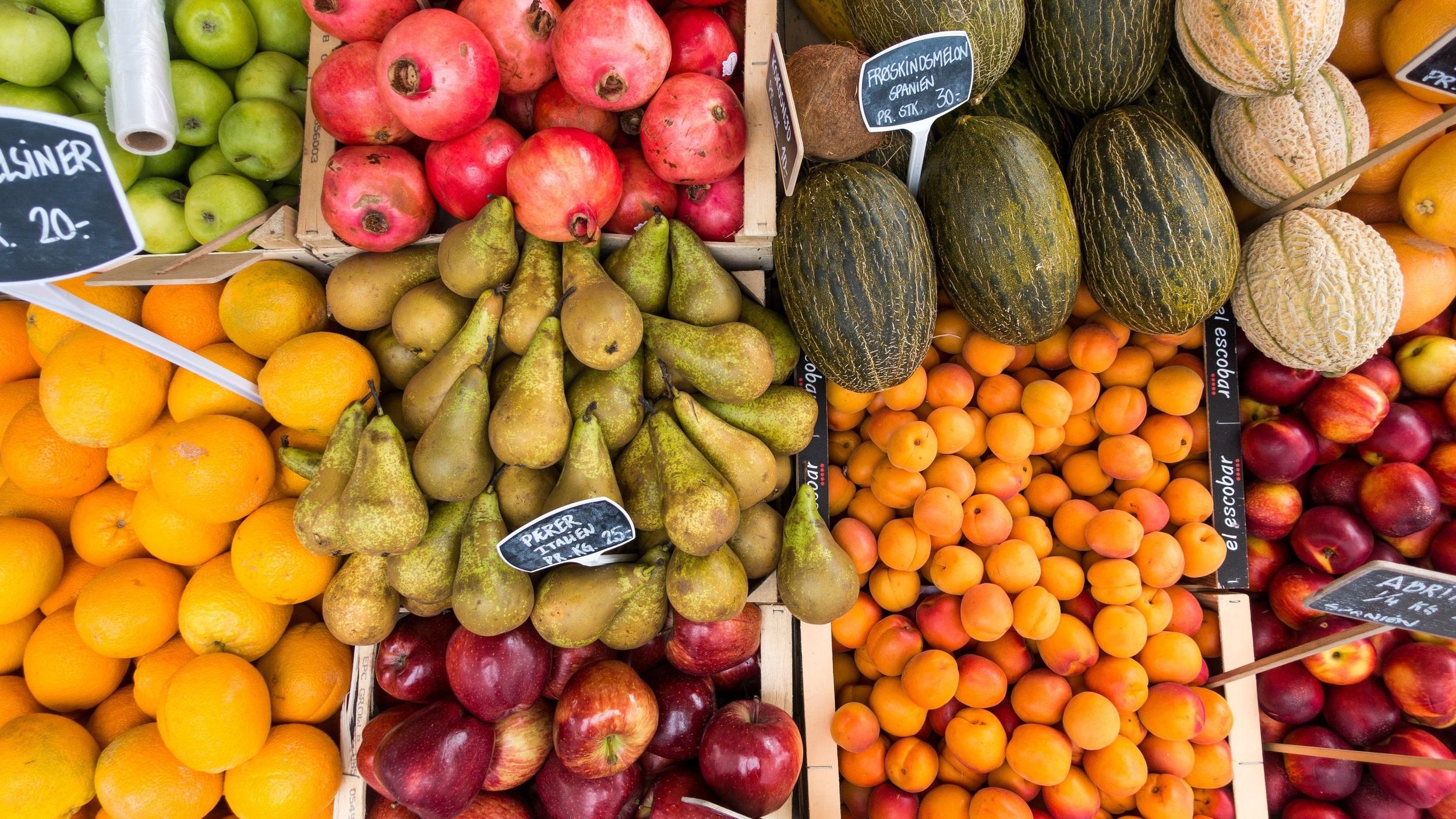 My body loves oranges…but apples make me gassy.