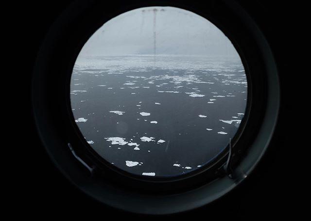 Solaris? Атмосфера в экспедиции часто напоминала произведение Станислава Лема «солярис»