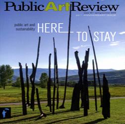 Public Art Review