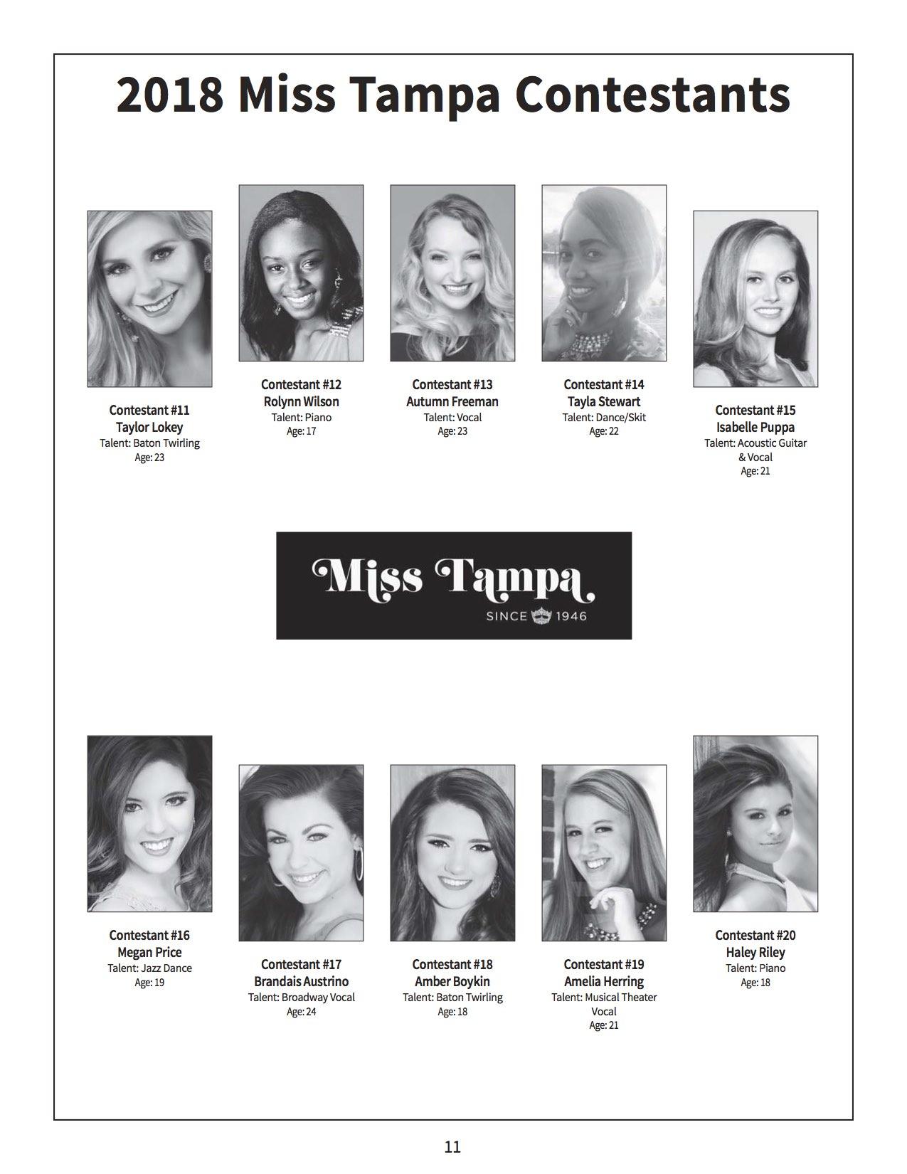 Miss Tampa 2018 Contestants final 1.30.18-b.jpg