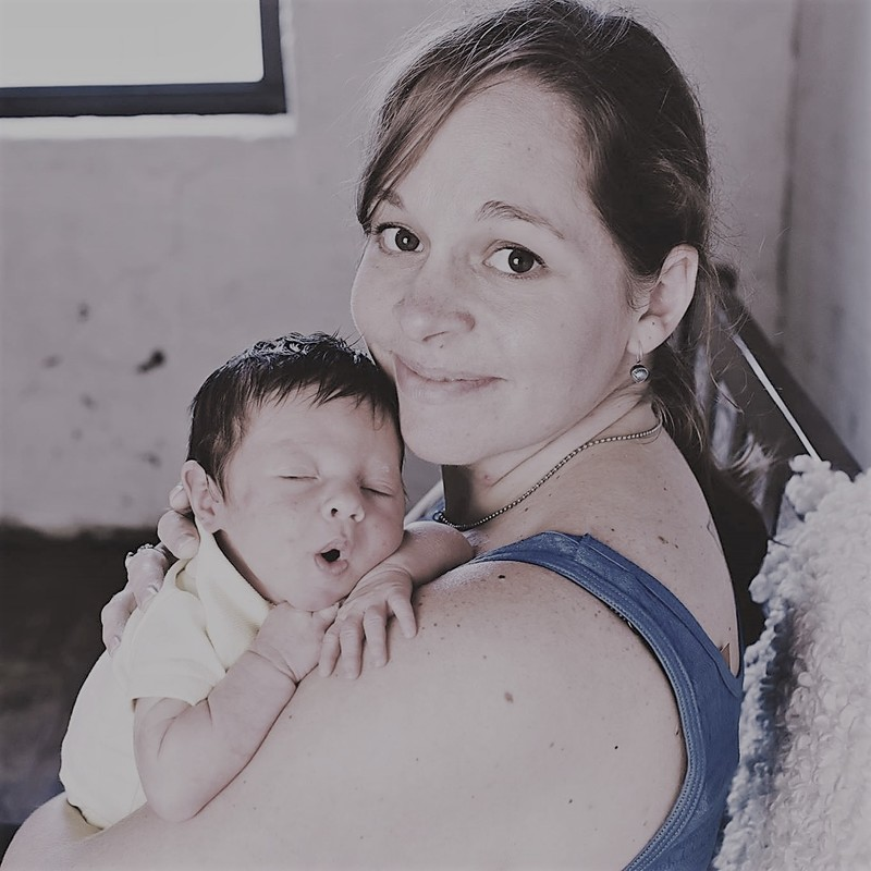 Sarah Rostance - Birth Doula + Mama