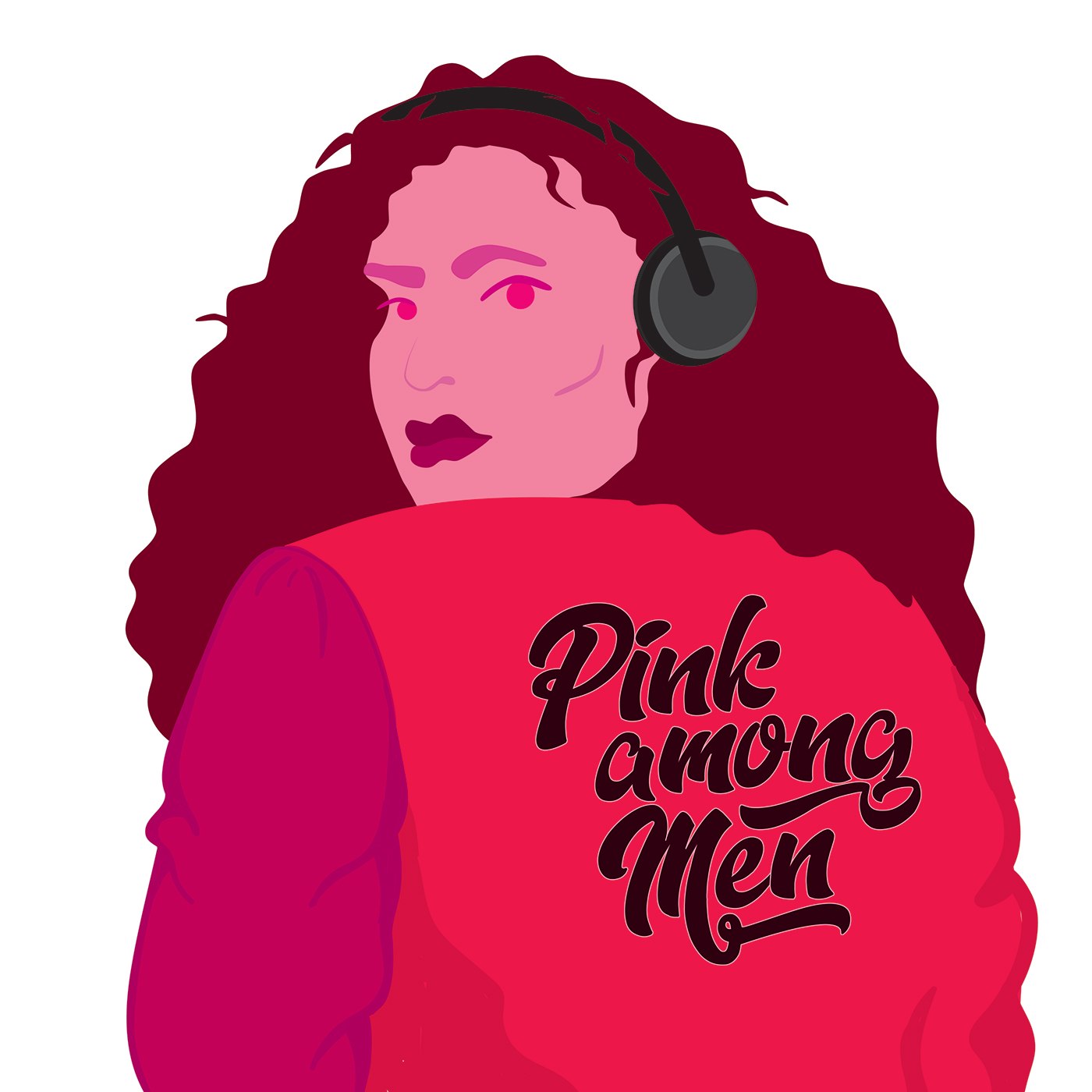 podcast - PINK AMONG MEN's podcast, of the same name, features conversations with the only women in the room.Every other week, founder, Amy DePaola chats with artists, leaders and educators about what they are working on and what they think of the color pink.PINK AMONG MEN records out of the Gotham Podcast Studio in New York City with capability to record with anyone anywhere. The podcast is available on iTunes, Spotify, Stitcher and Radio Public.Listen Now ➝