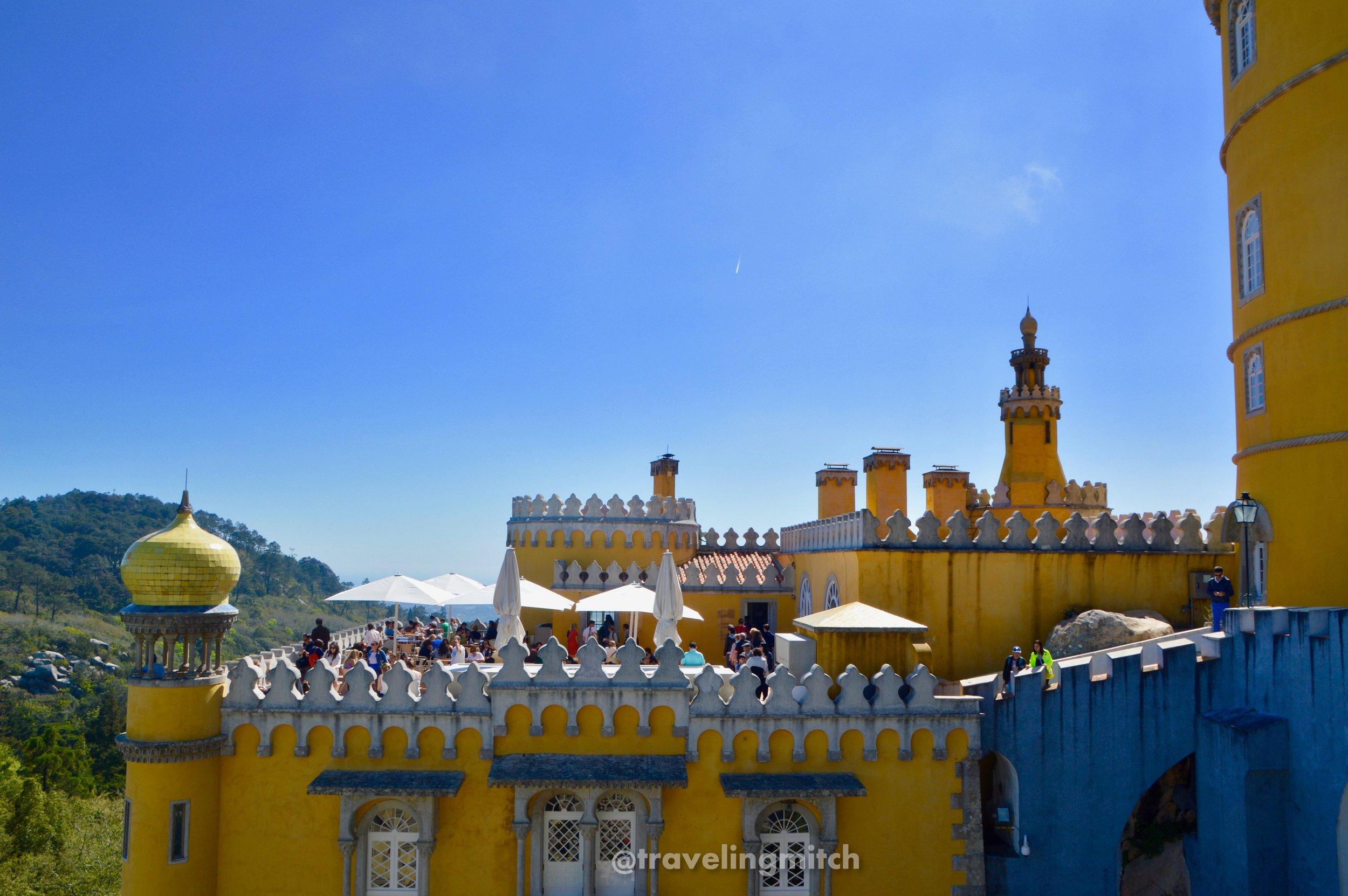 Palácio de Pena - Pena Palace