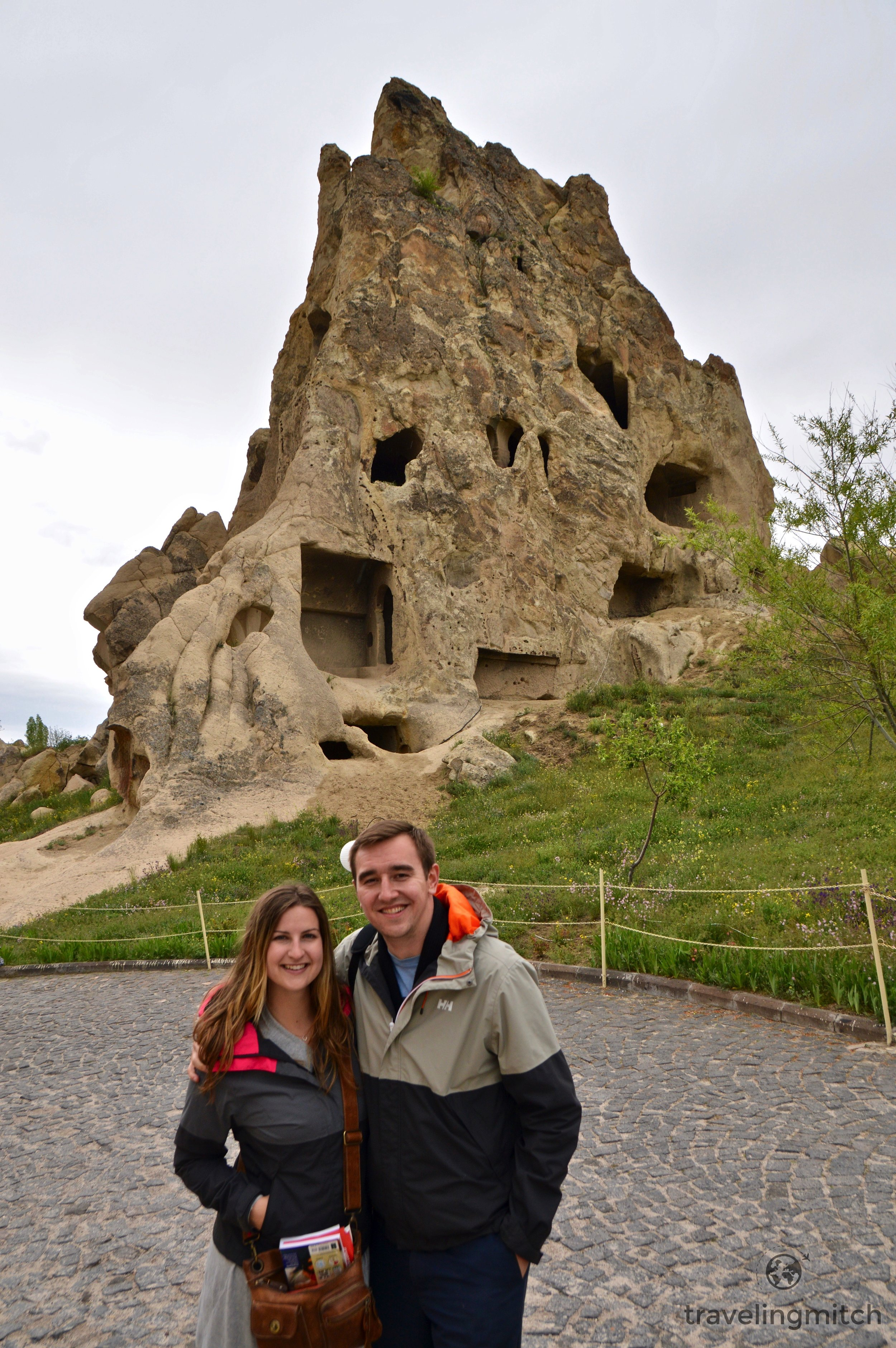 Enjoying  Cappadocia ,  Turkey !
