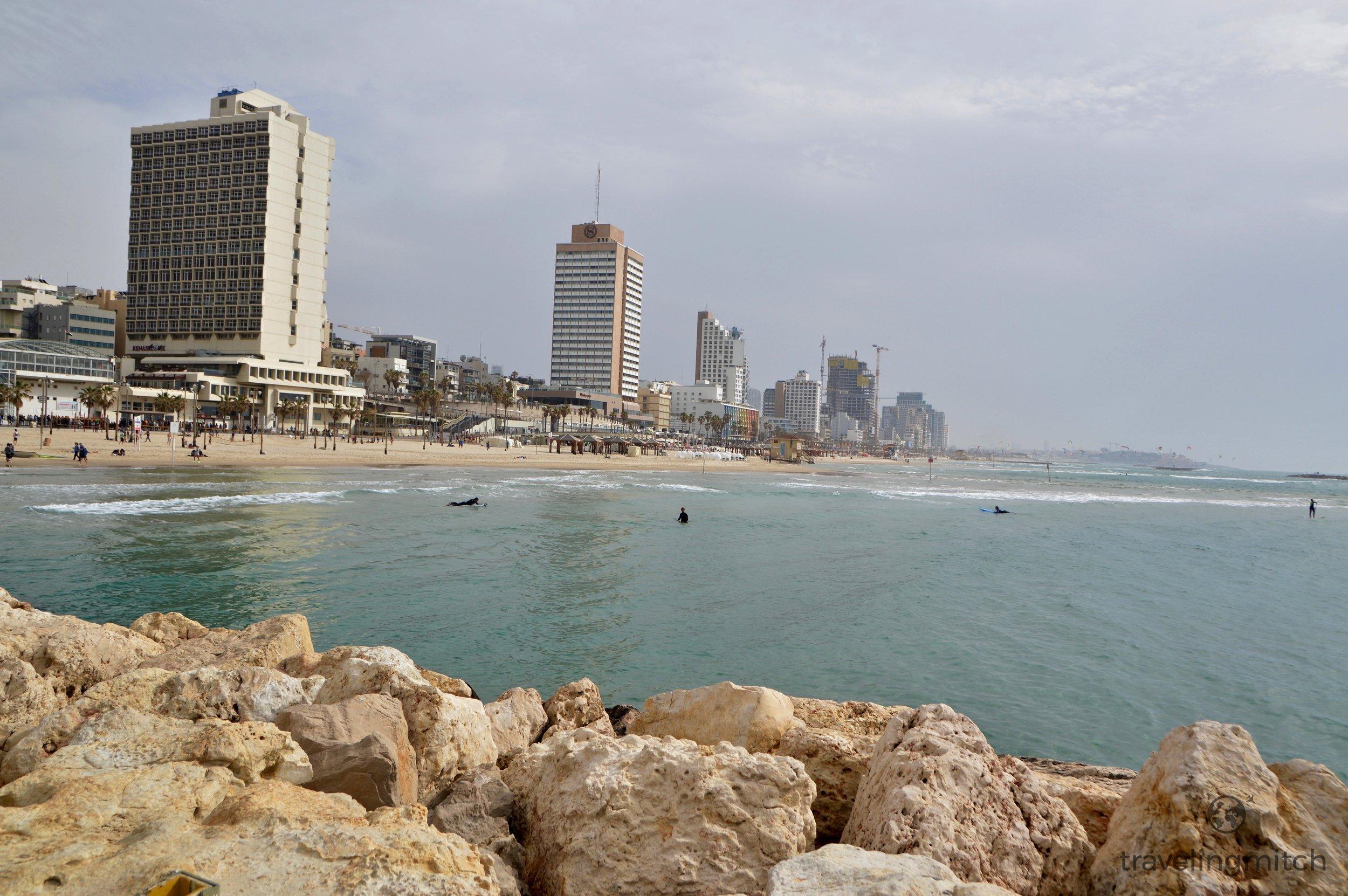 Gordon Beach - Tel Aviv, Israel