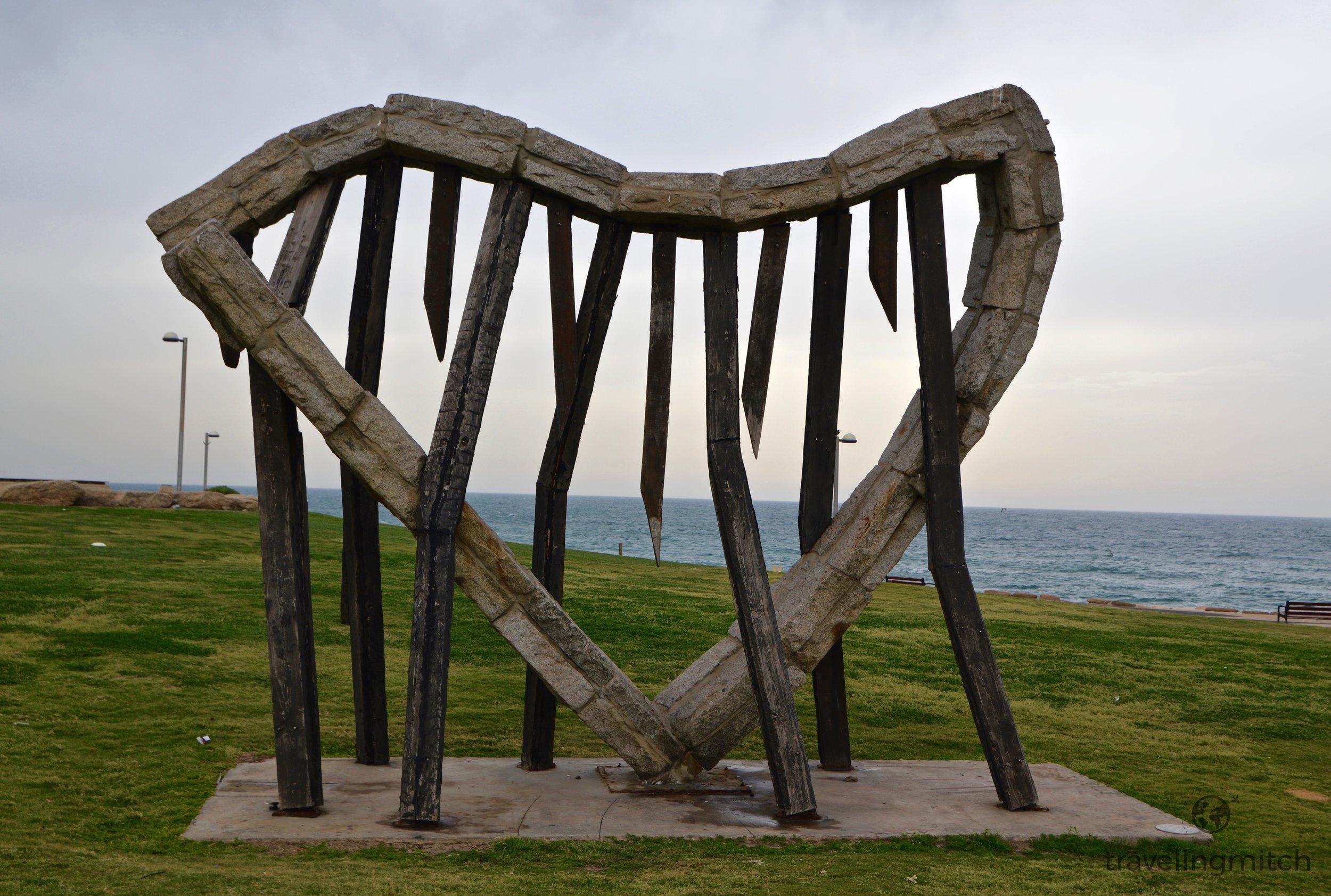 Charles Clore Park - Tel Aviv, Israel