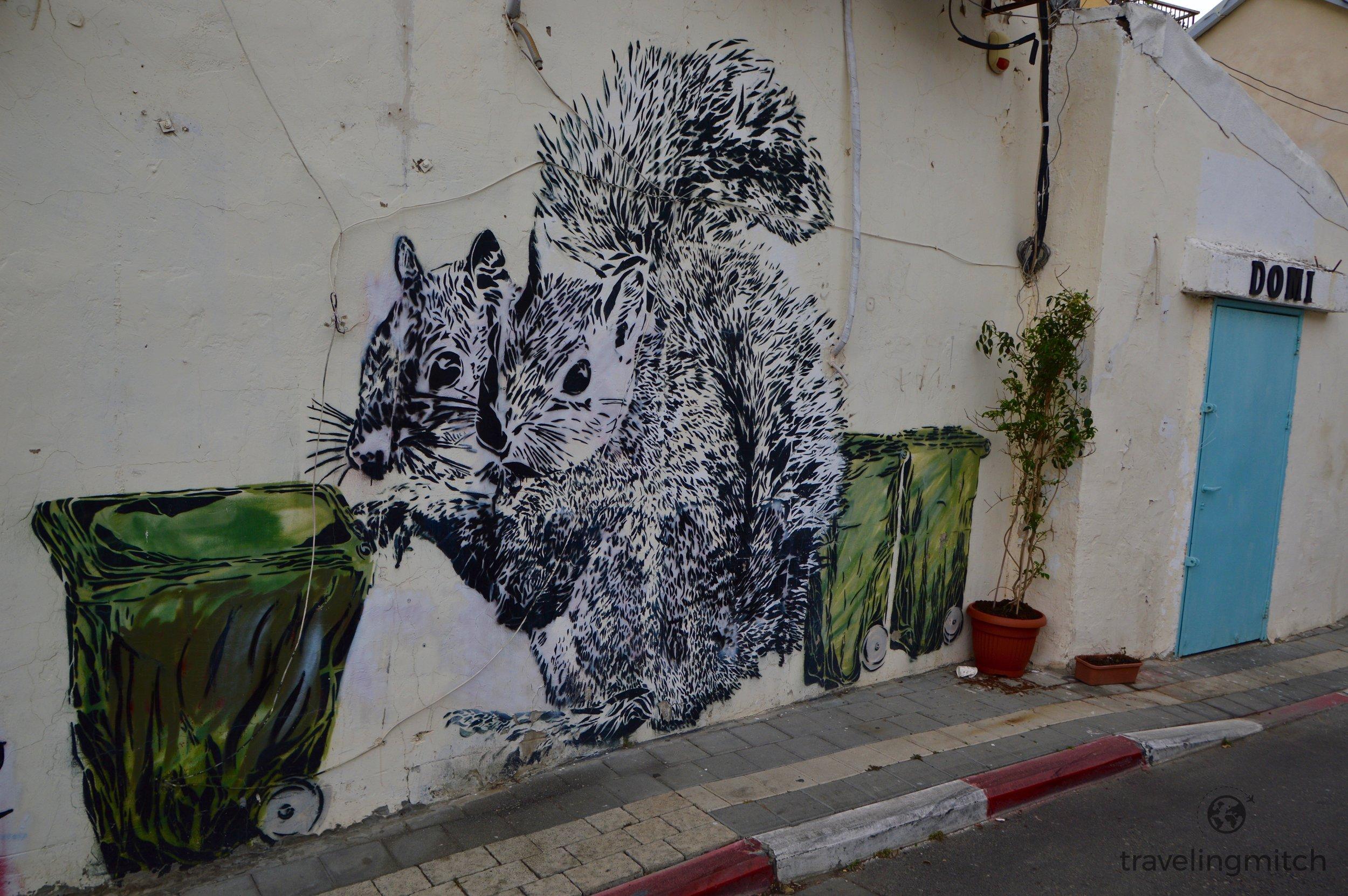 Newe Zedek - Tel Aviv, Israel