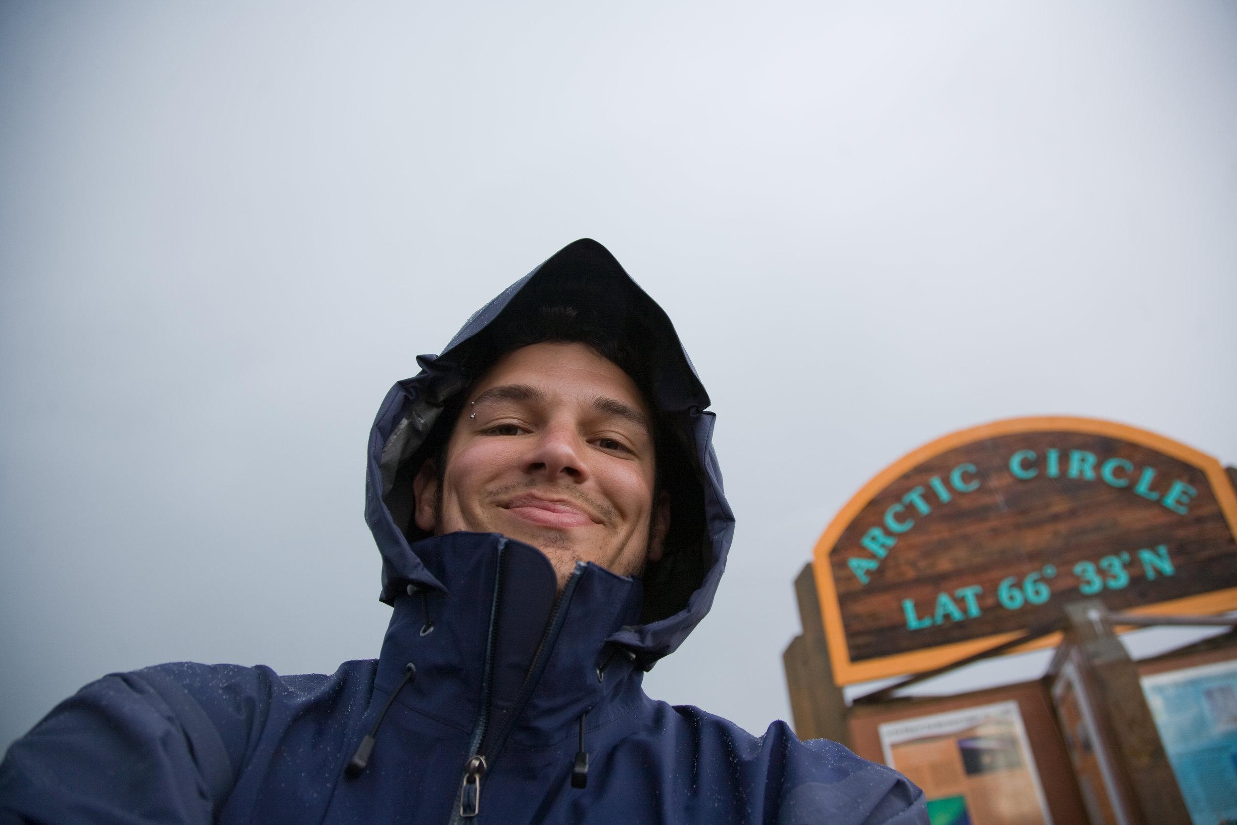Scott Wilson - Departures - Arctic Circle