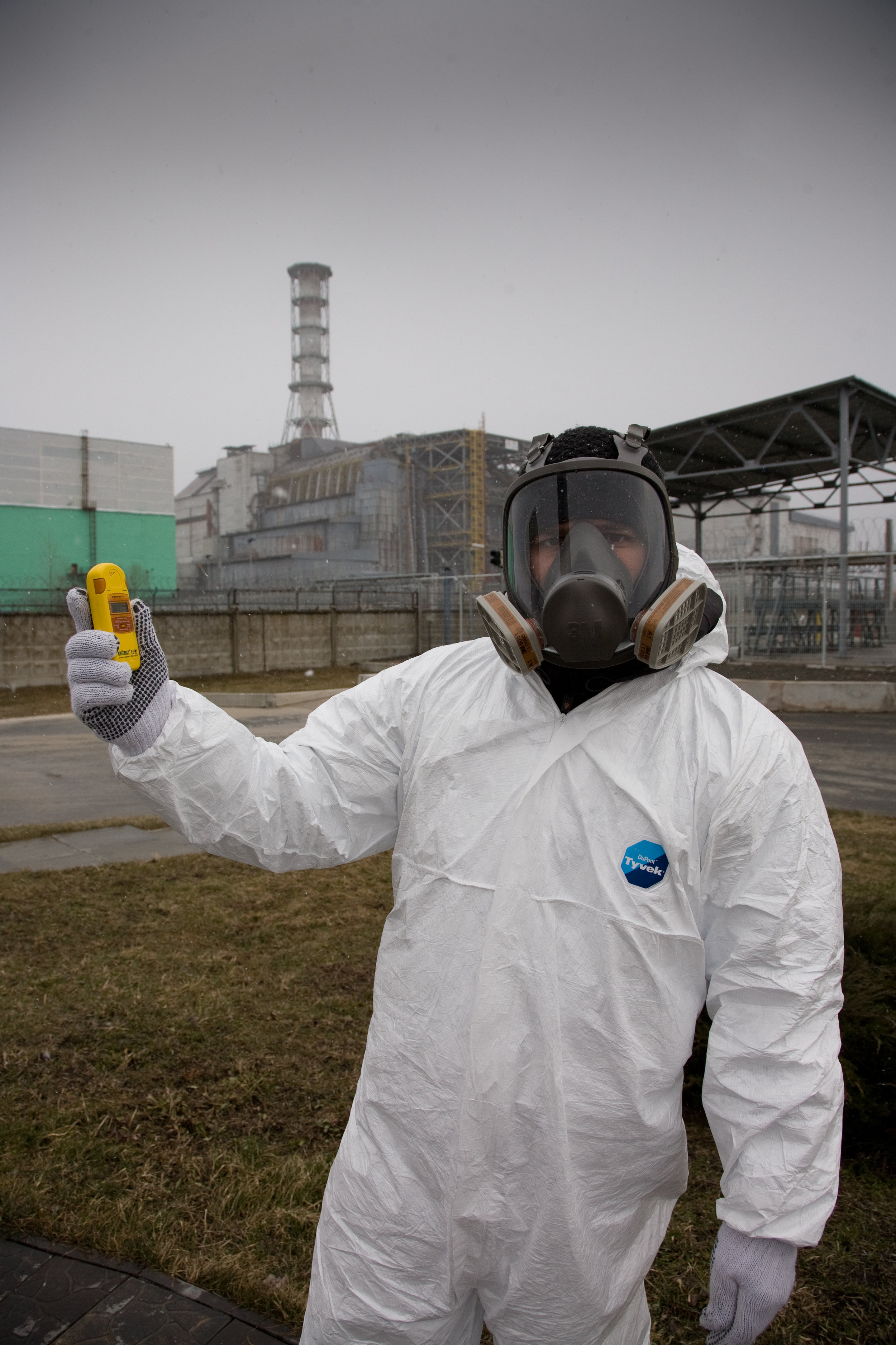 Scott Wilson - Descending - Chernobyl, Ukraine