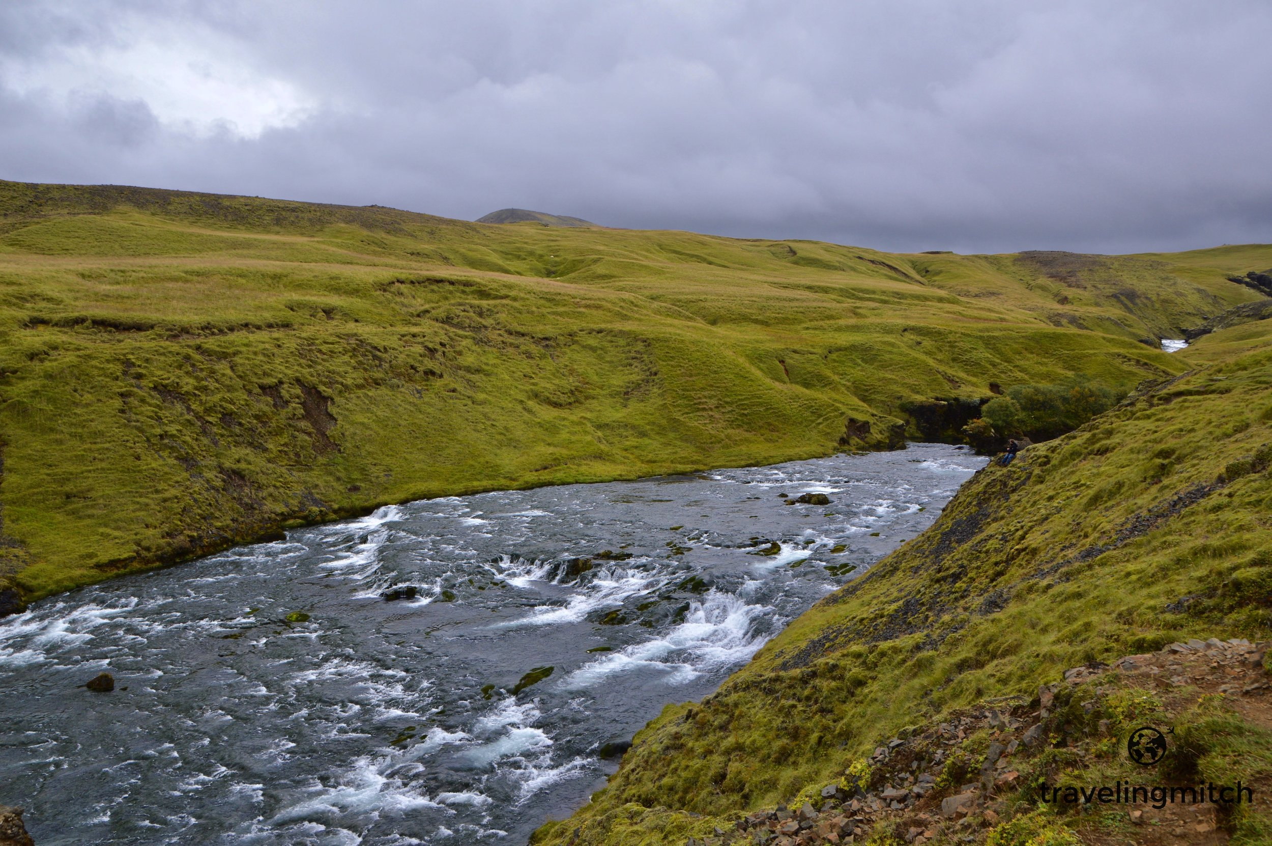 Prince Caspian once sailed this river.