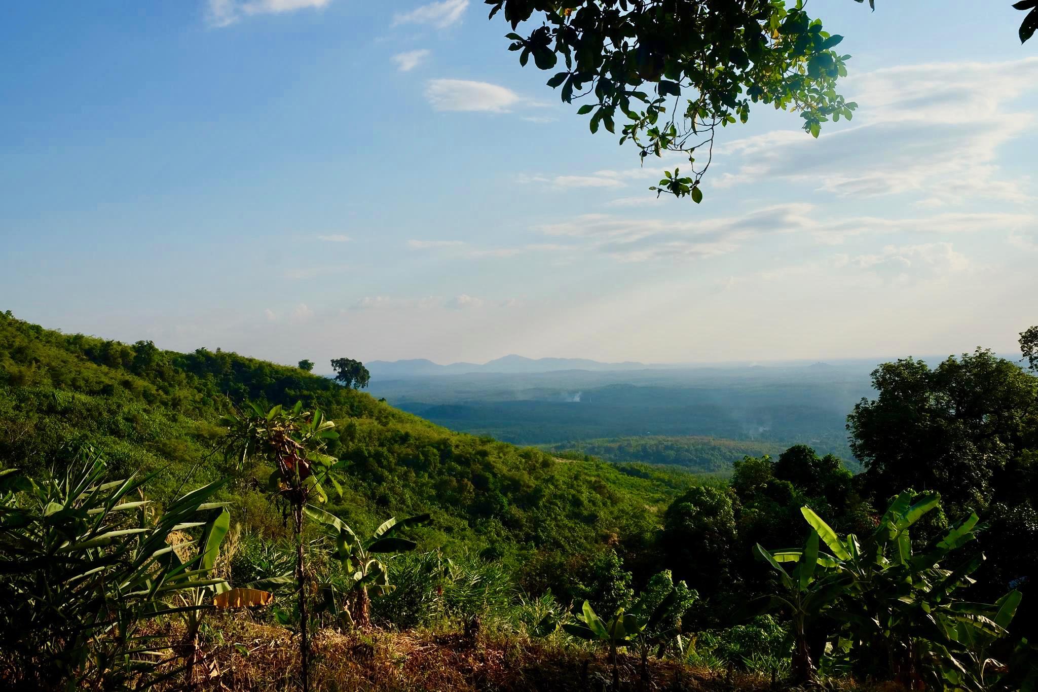 """This photo of Myanmar courtesy of Maria at  """"The Giramondo."""""""
