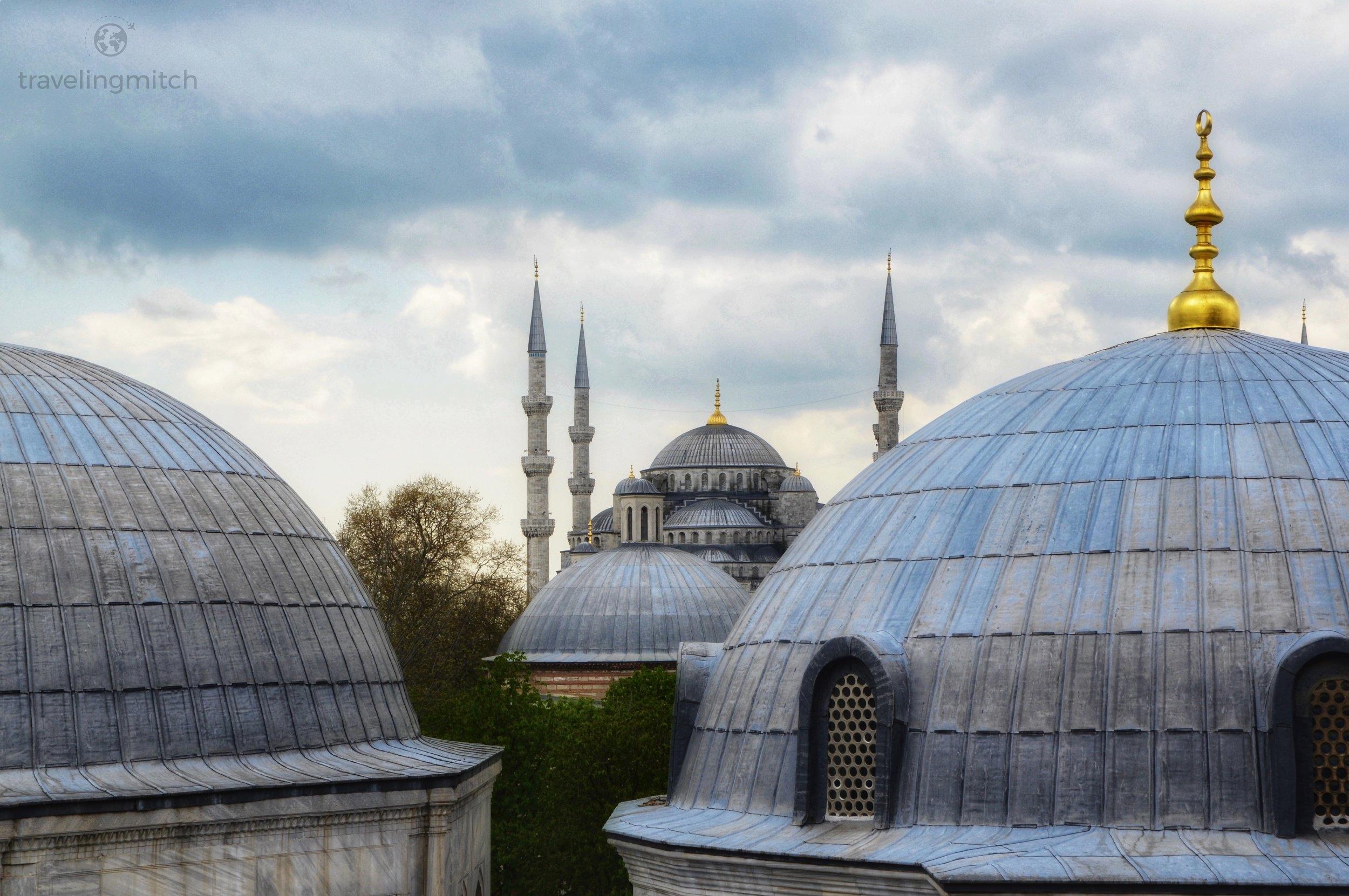 Talking Istanbul, Turkey on the Amateur Traveler Podcast!