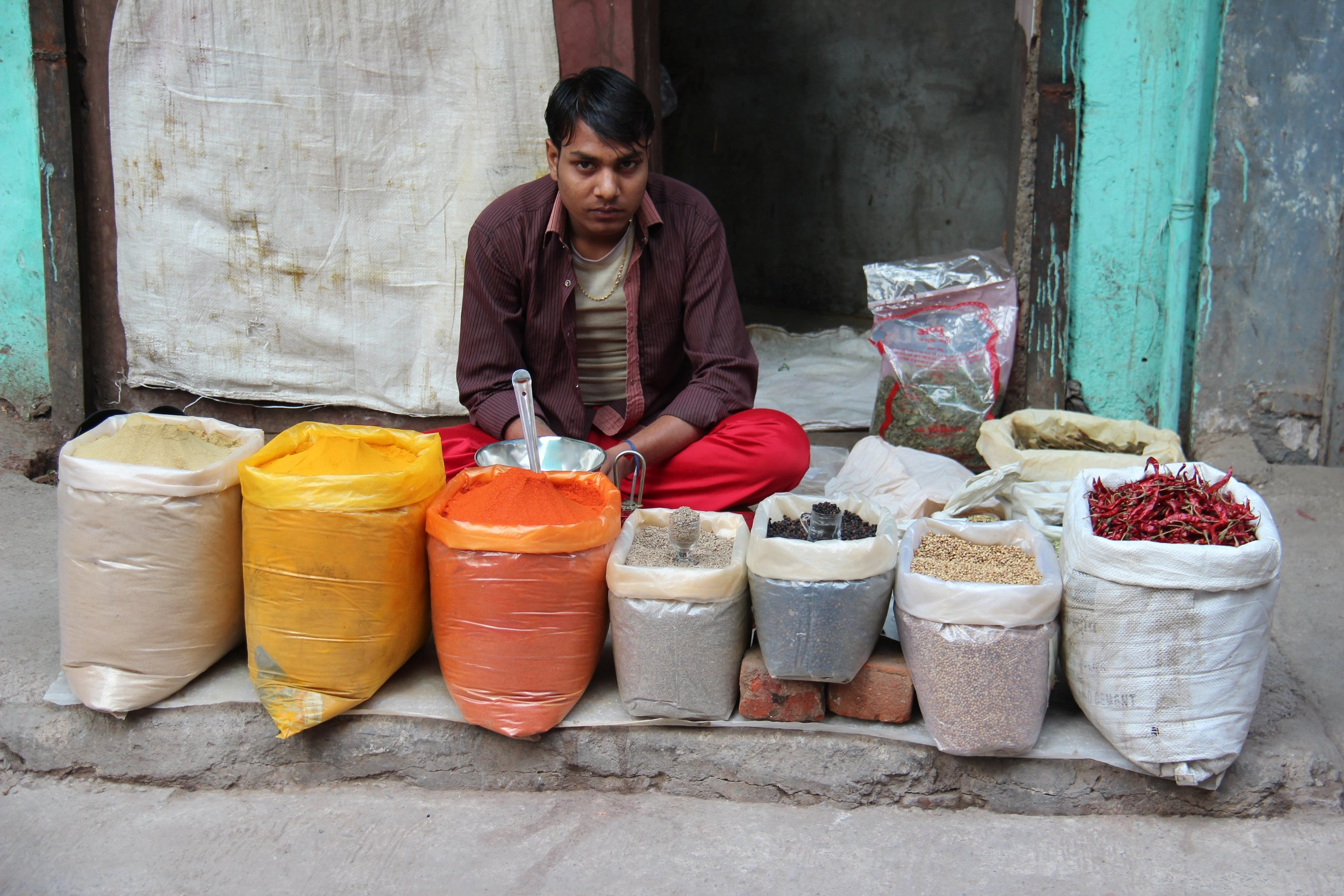 A Delhi Essay - The people of Delhi