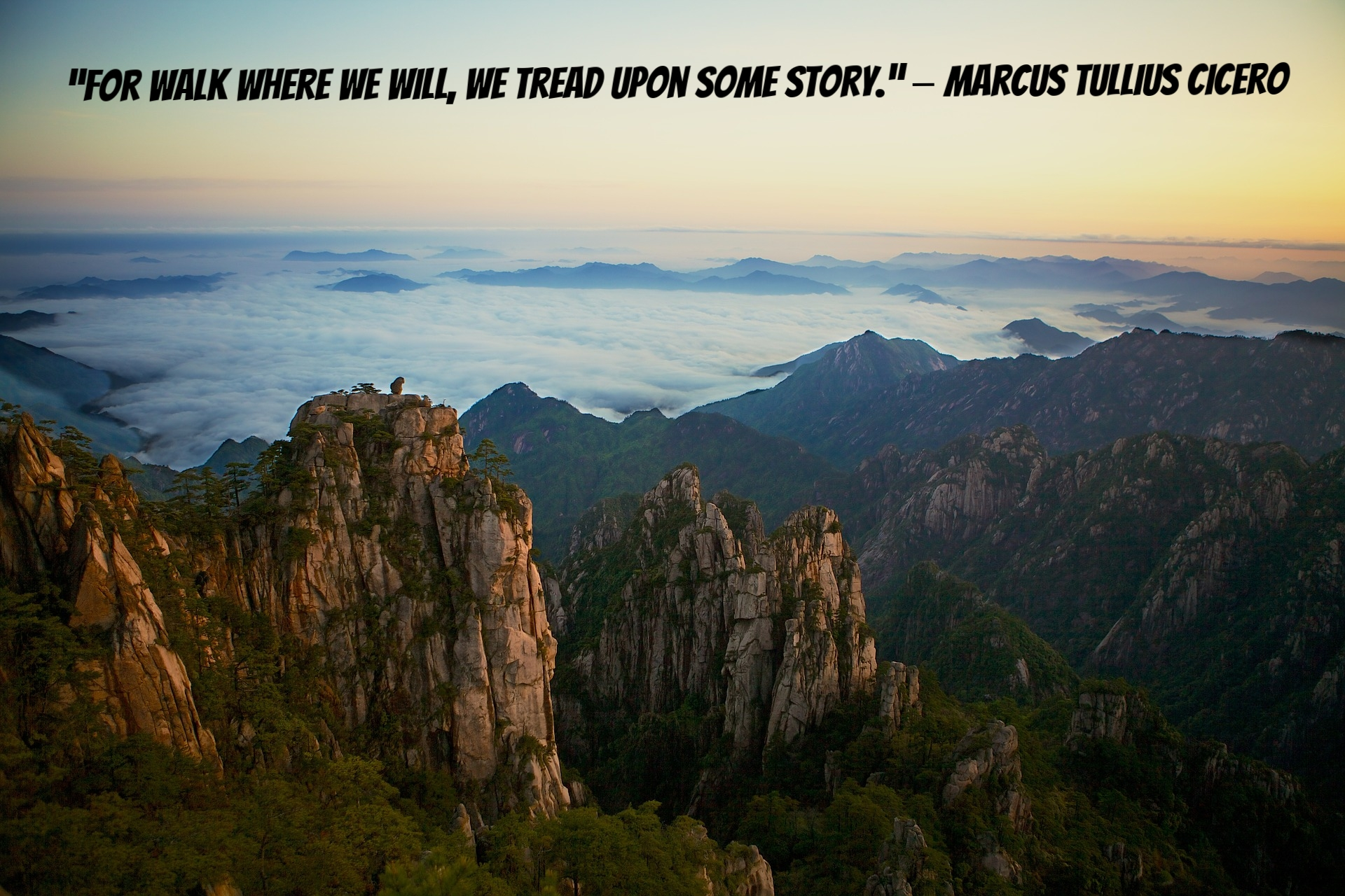 Ancient Travel Quotes - ancient words of wisdom, ancient sayings, short inspirational quotes, China