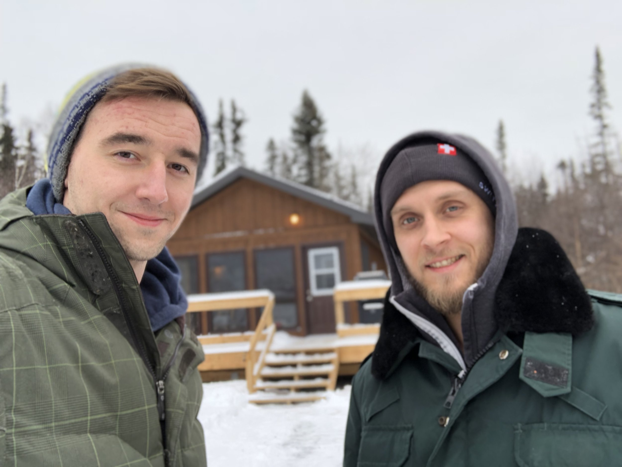 Winter Camping in Ontario is all about friendship, and it's easy to make Ontario Provincial Parks Reservations