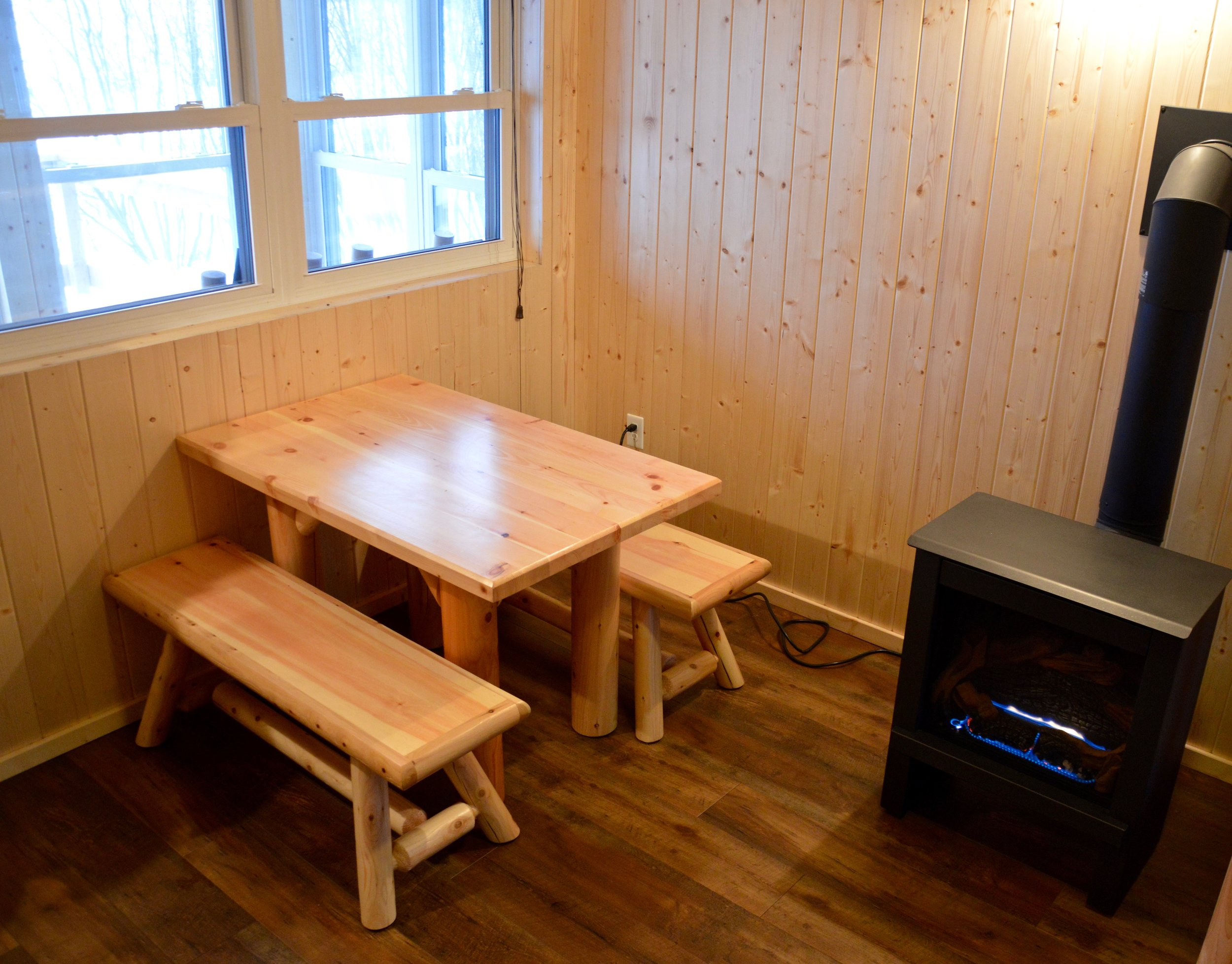 Winter camping in Ontario doesn't mean that you have to be cold. The best Ontario provincial parks are all starting to have their own cabins and yurts.